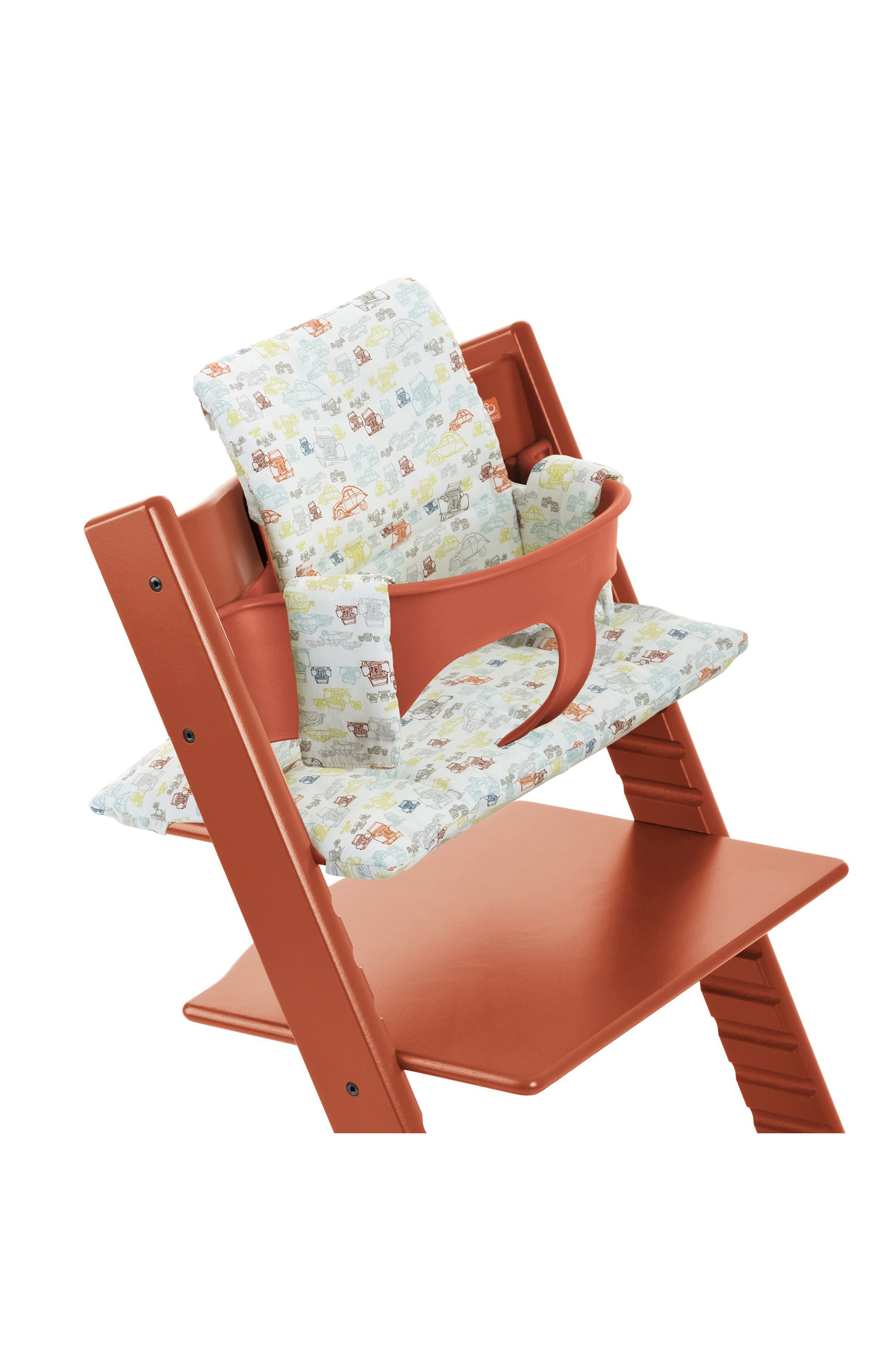 Alternate Image 2  - Stokke Tripp Trapp® High Chair, Baby Set, Cushion & Tray Set (Nordstrom Exclusive)