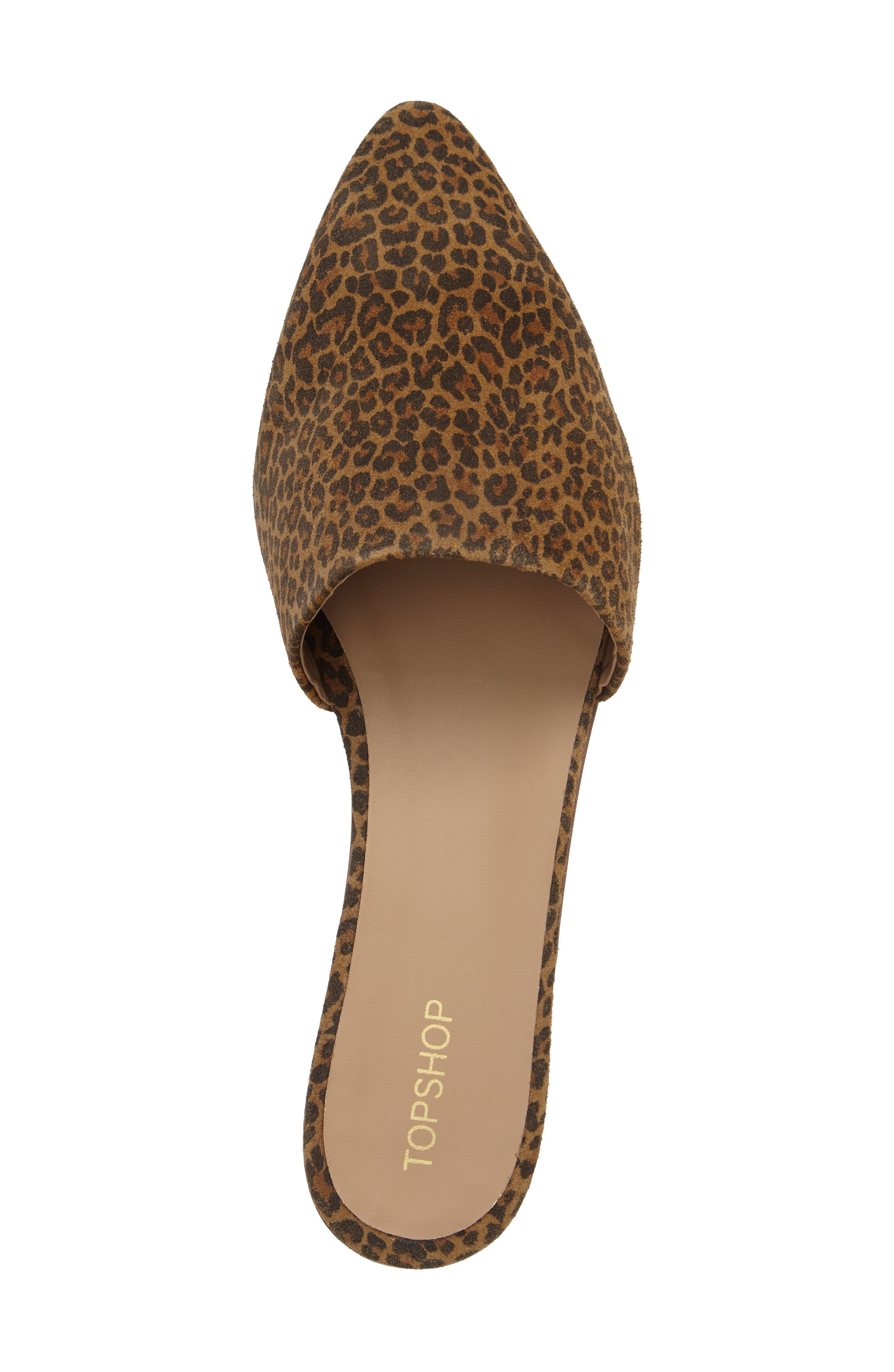 Alternate Image 3  - Topshop Angelina Flat Mule (Women)
