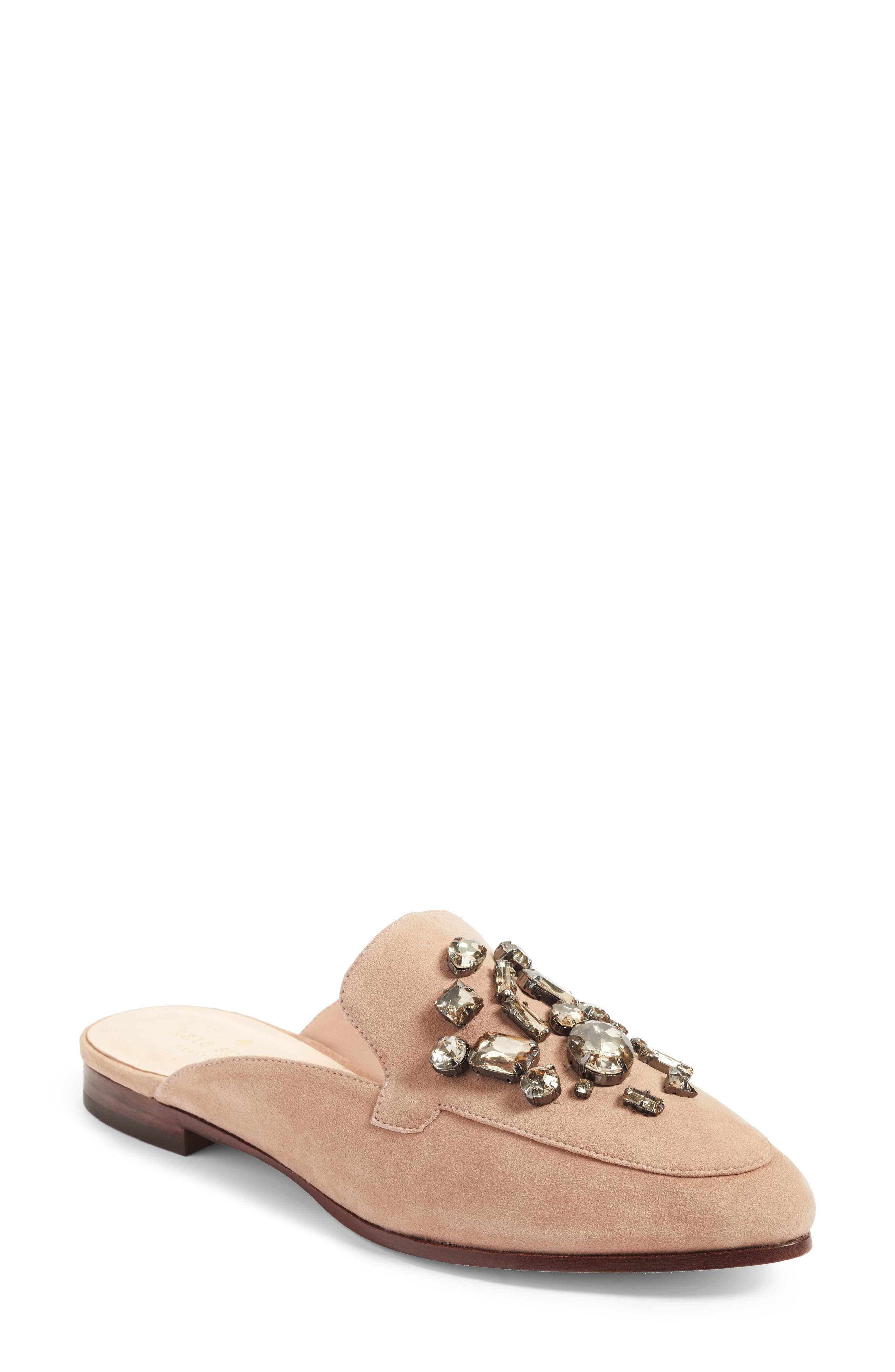 Main Image - kate spade new york cavell loafer mule (Women)