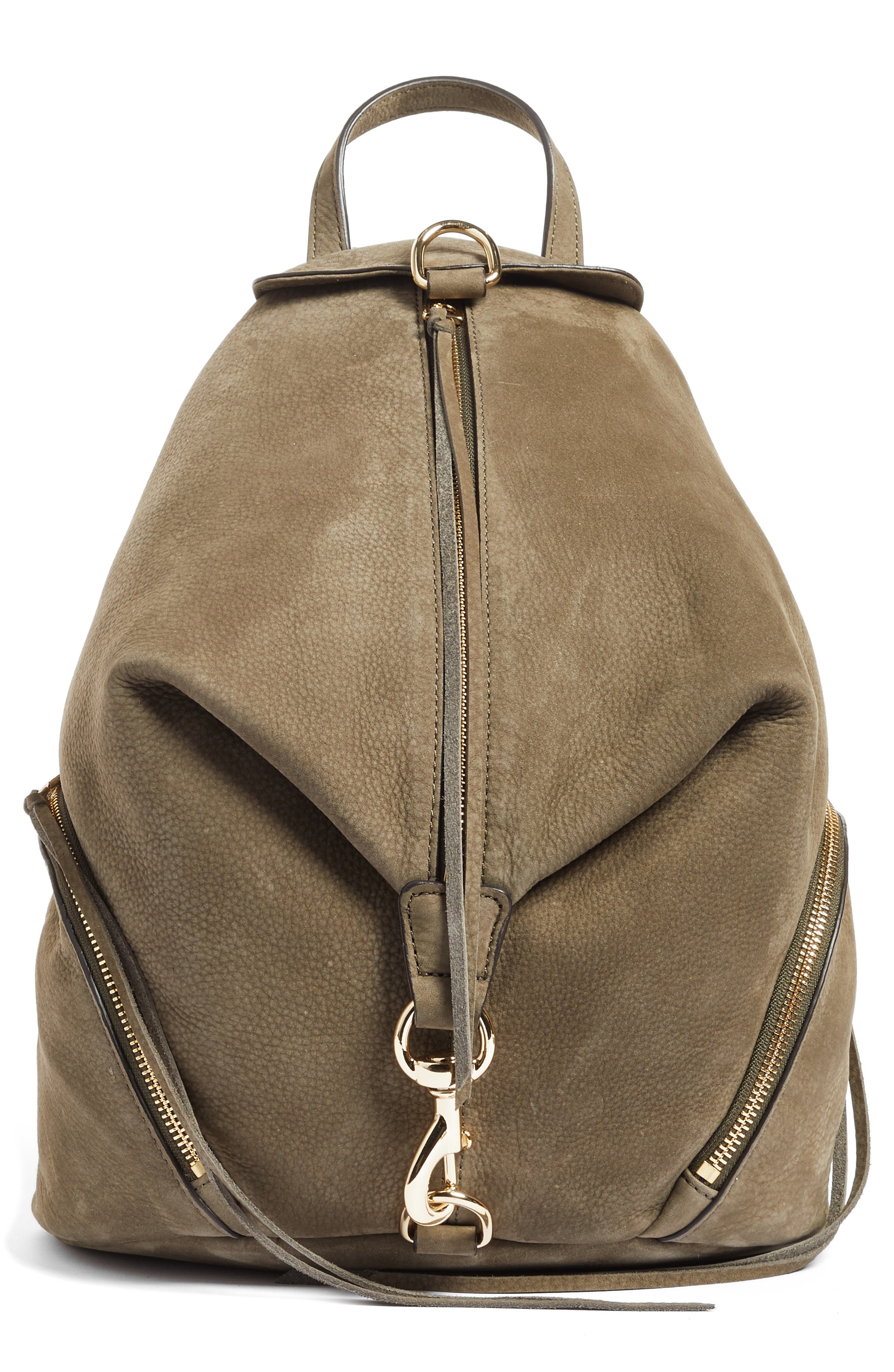 Rebecca Minkoff Julian Nubuck Backpack (Nordstrom Exclusive)