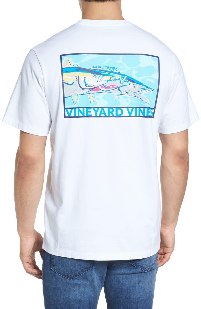 Vineyard vines tri fish pocket t shirt nordstrom for Vineyard vines fishing shirt