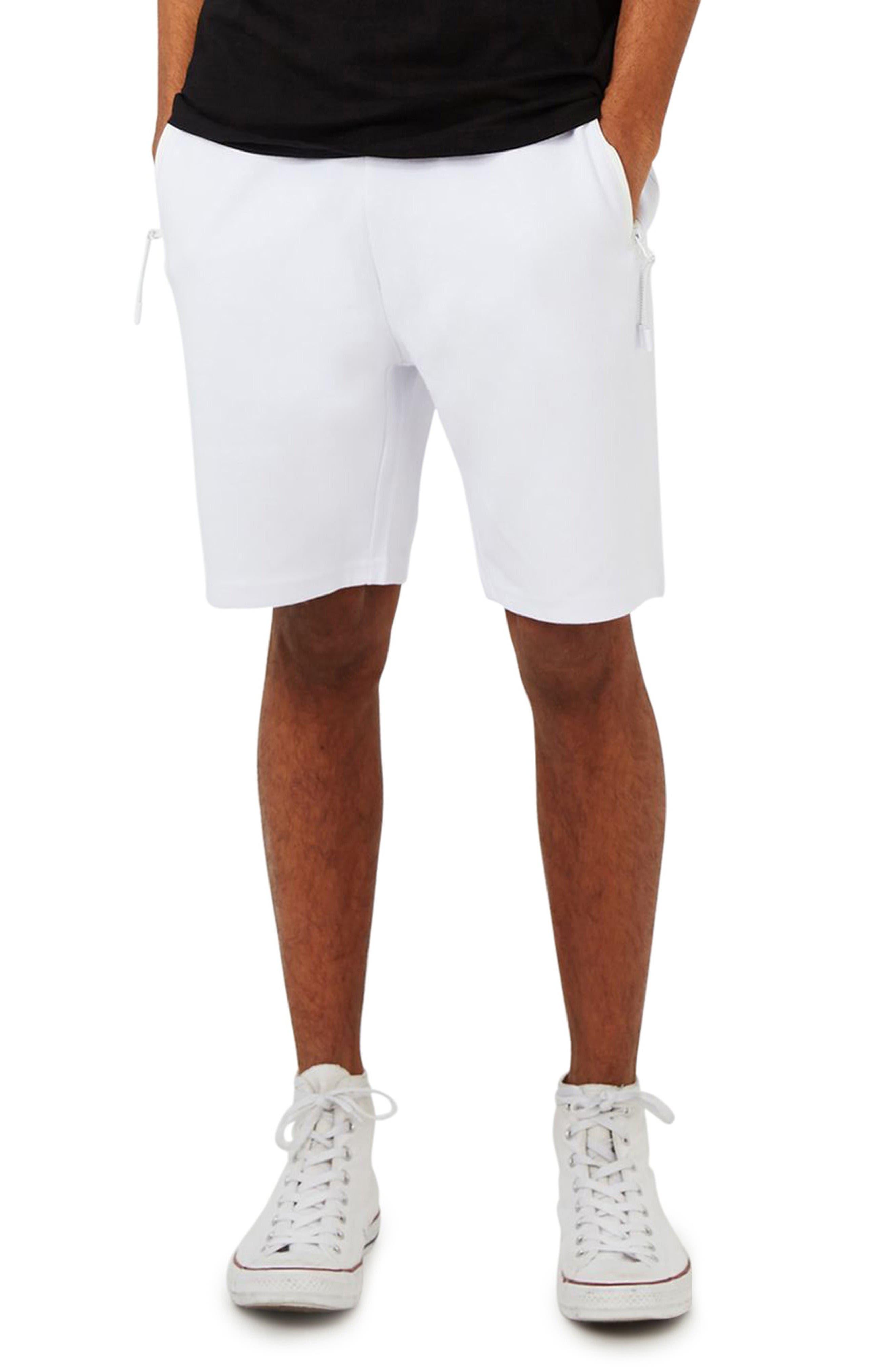 TOPMAN Jersey Shorts