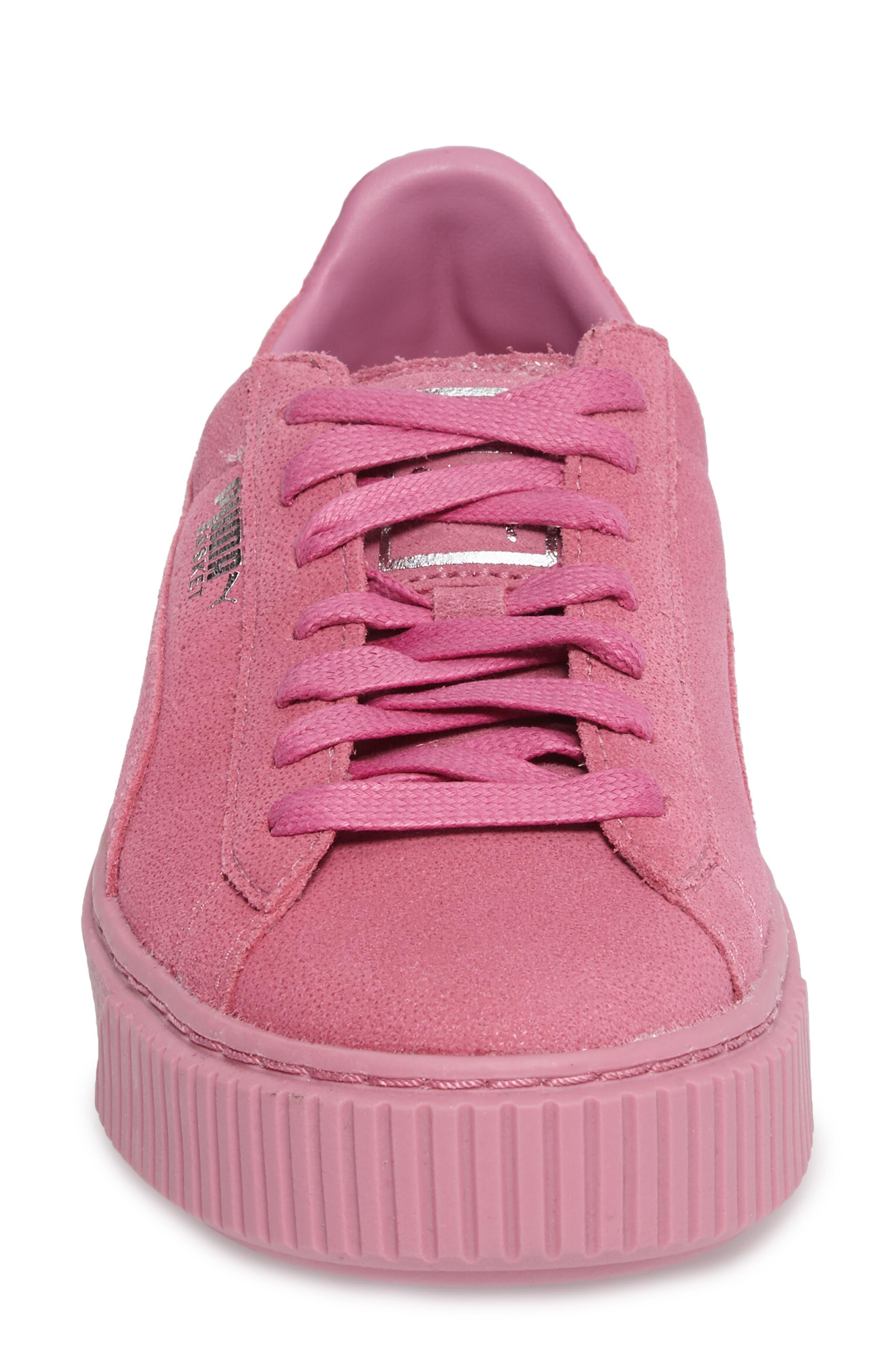Alternate Image 5  - PUMA Reset Platform Sneaker (Women)