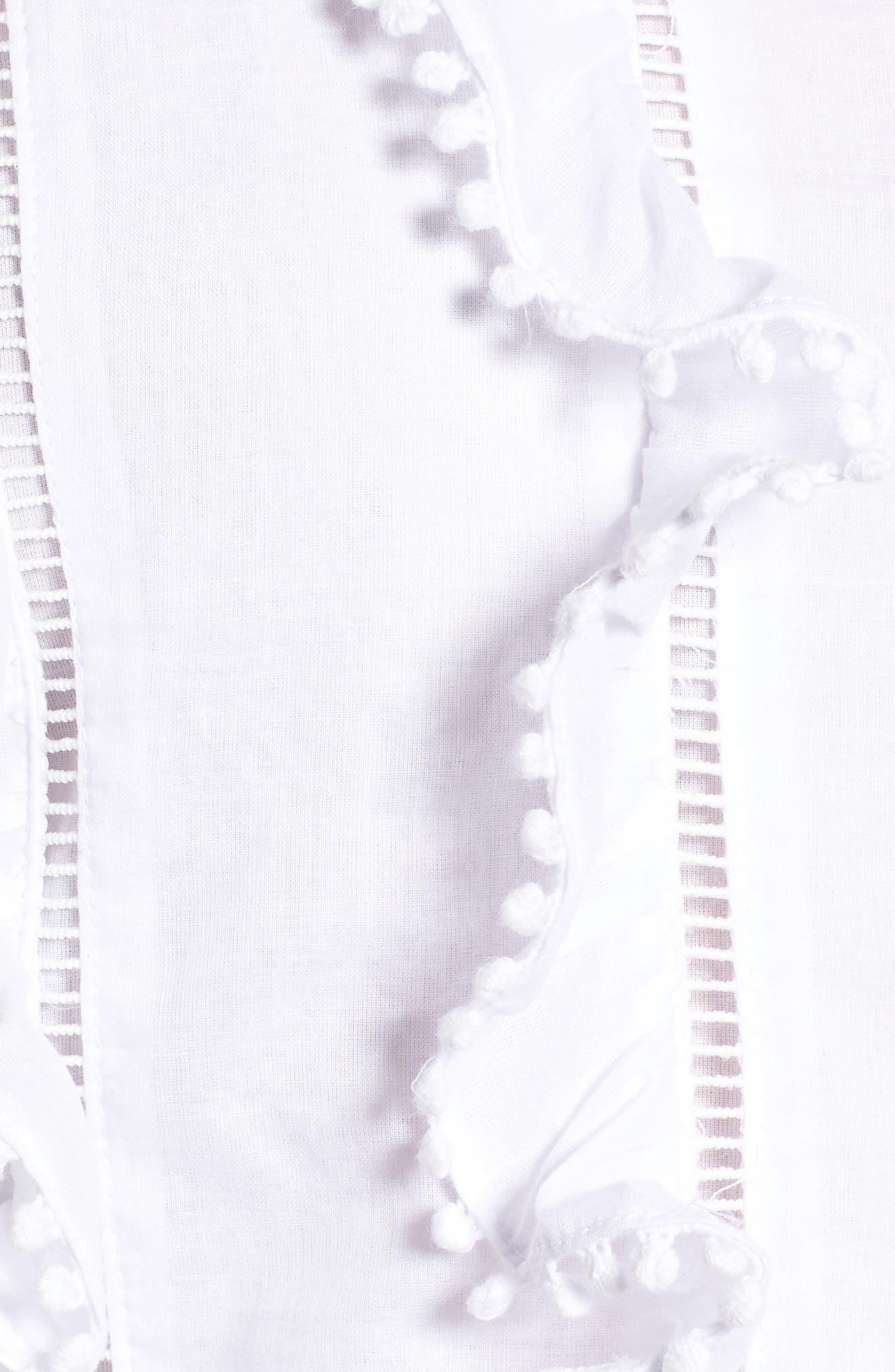 Alternate Image 5  - Draper James Rosie Ruffle Top (Nordstrom Exclusive)