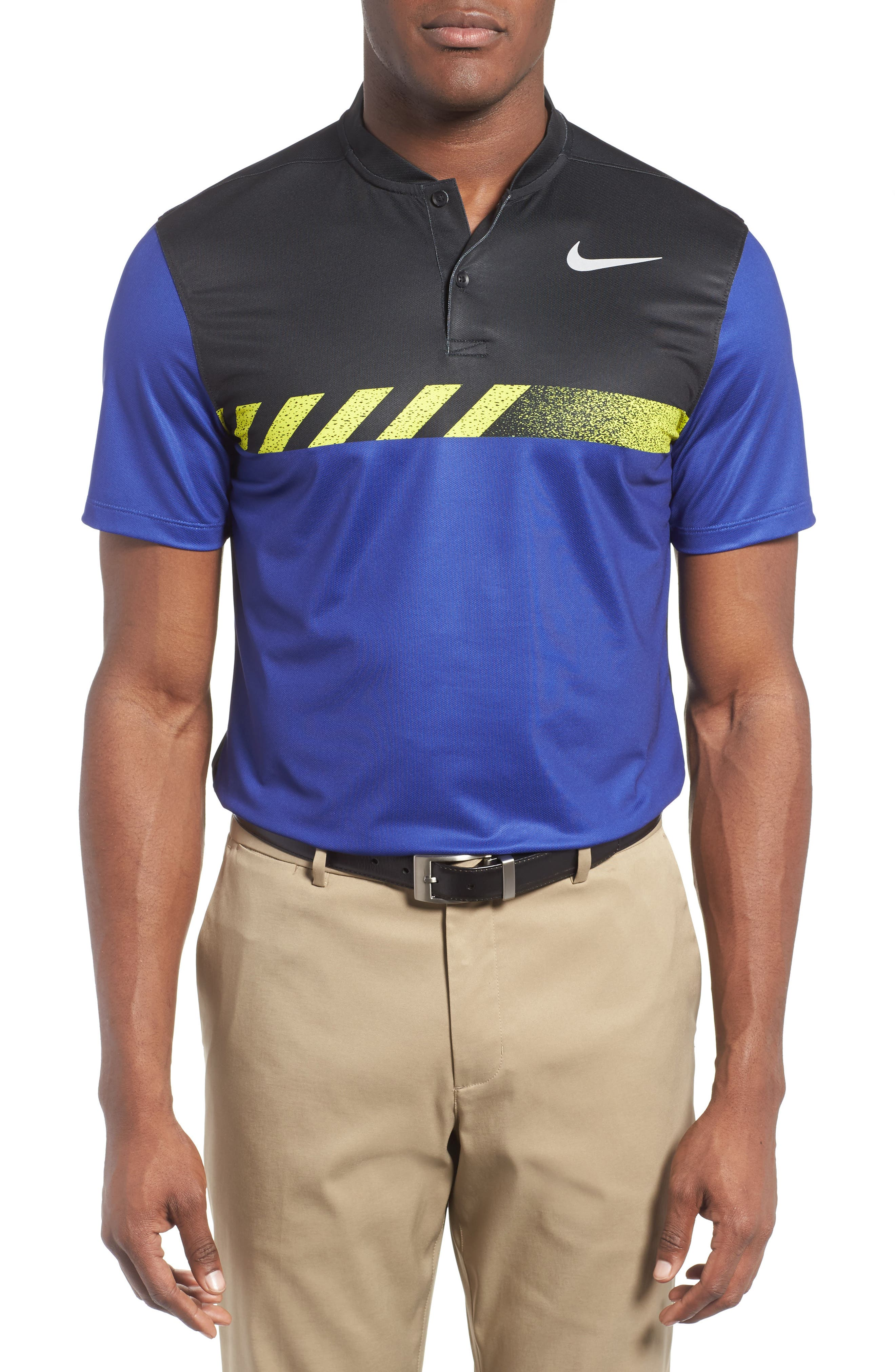Nike Fly Framing Block Golf Polo