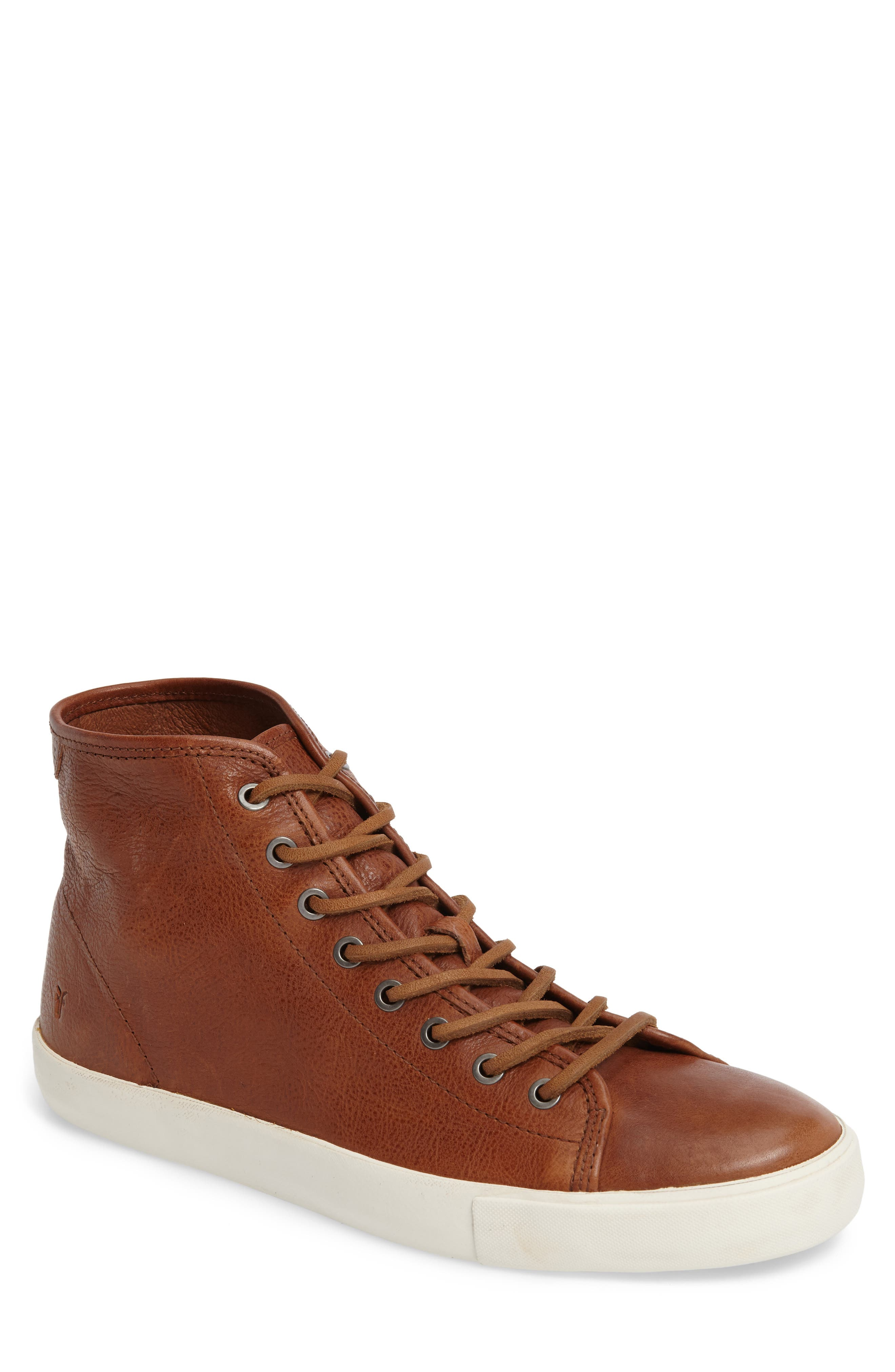 Frye Brett High Top Sneaker (Men)