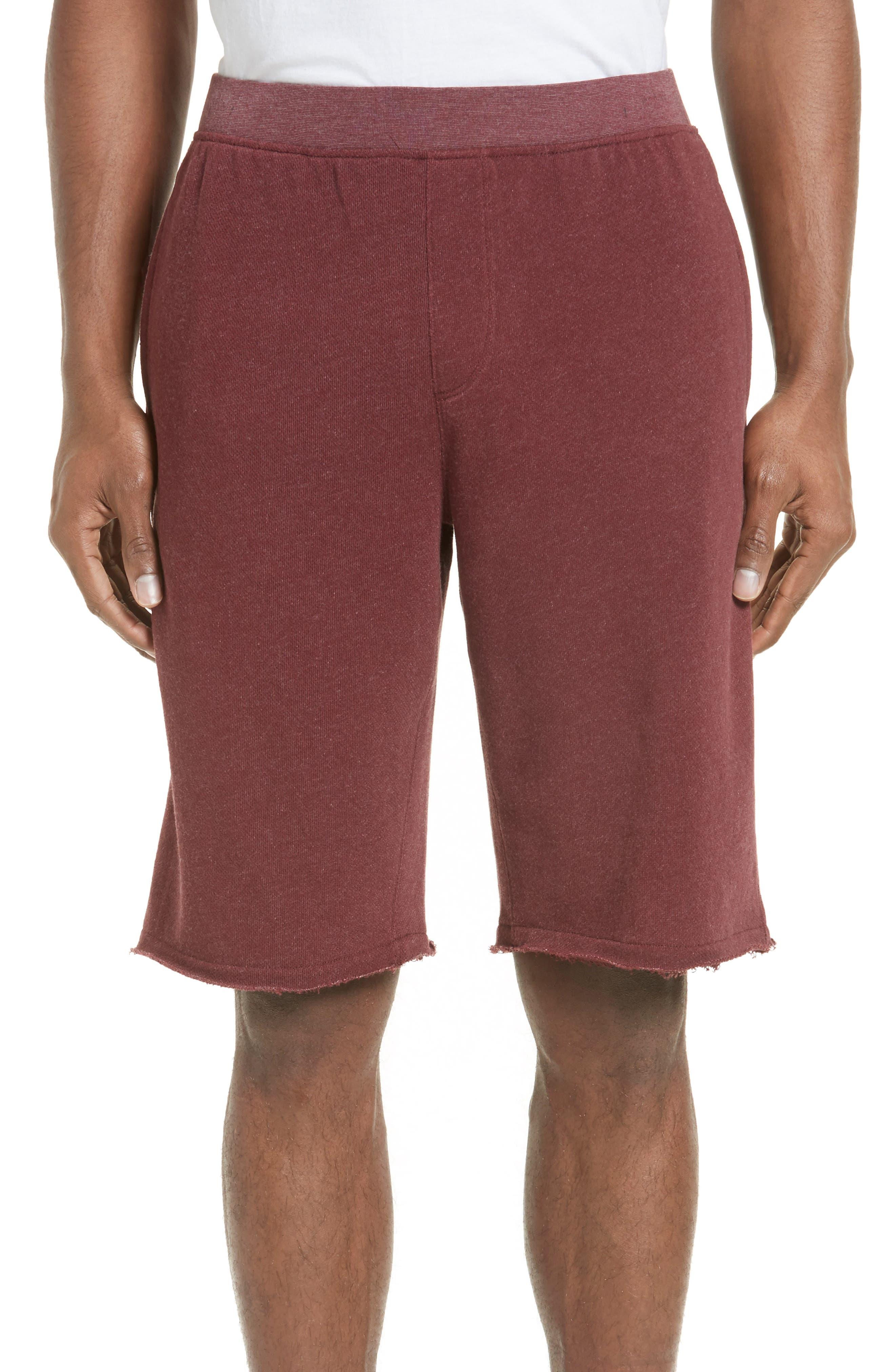 ATM ANTHONY THOMAS MELILLO Cutoff Sweat Shorts