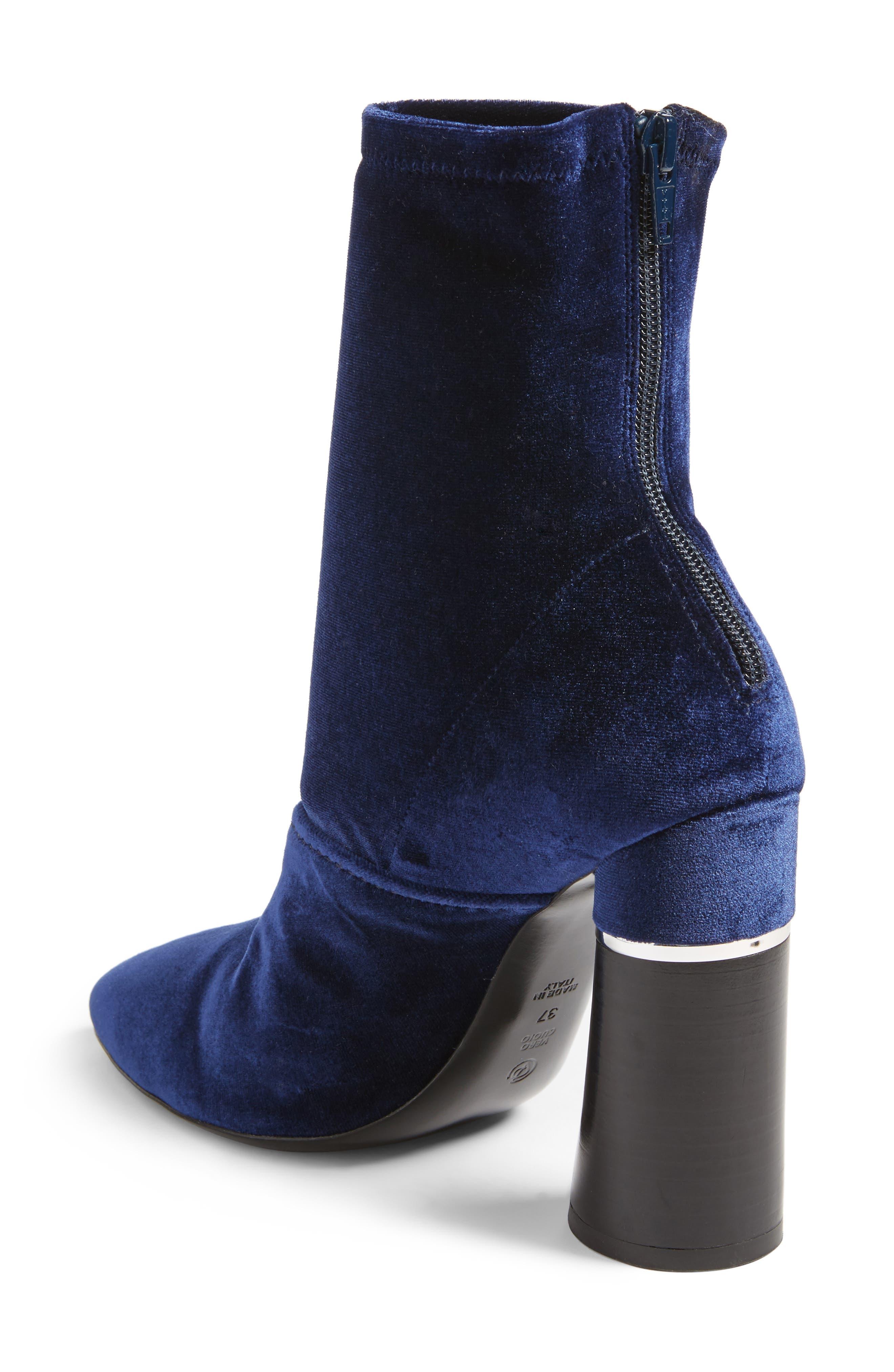 Alternate Image 2  - 3.1 Phillip Lim 'Kyoto' Crushed Velvet Boot (Women)
