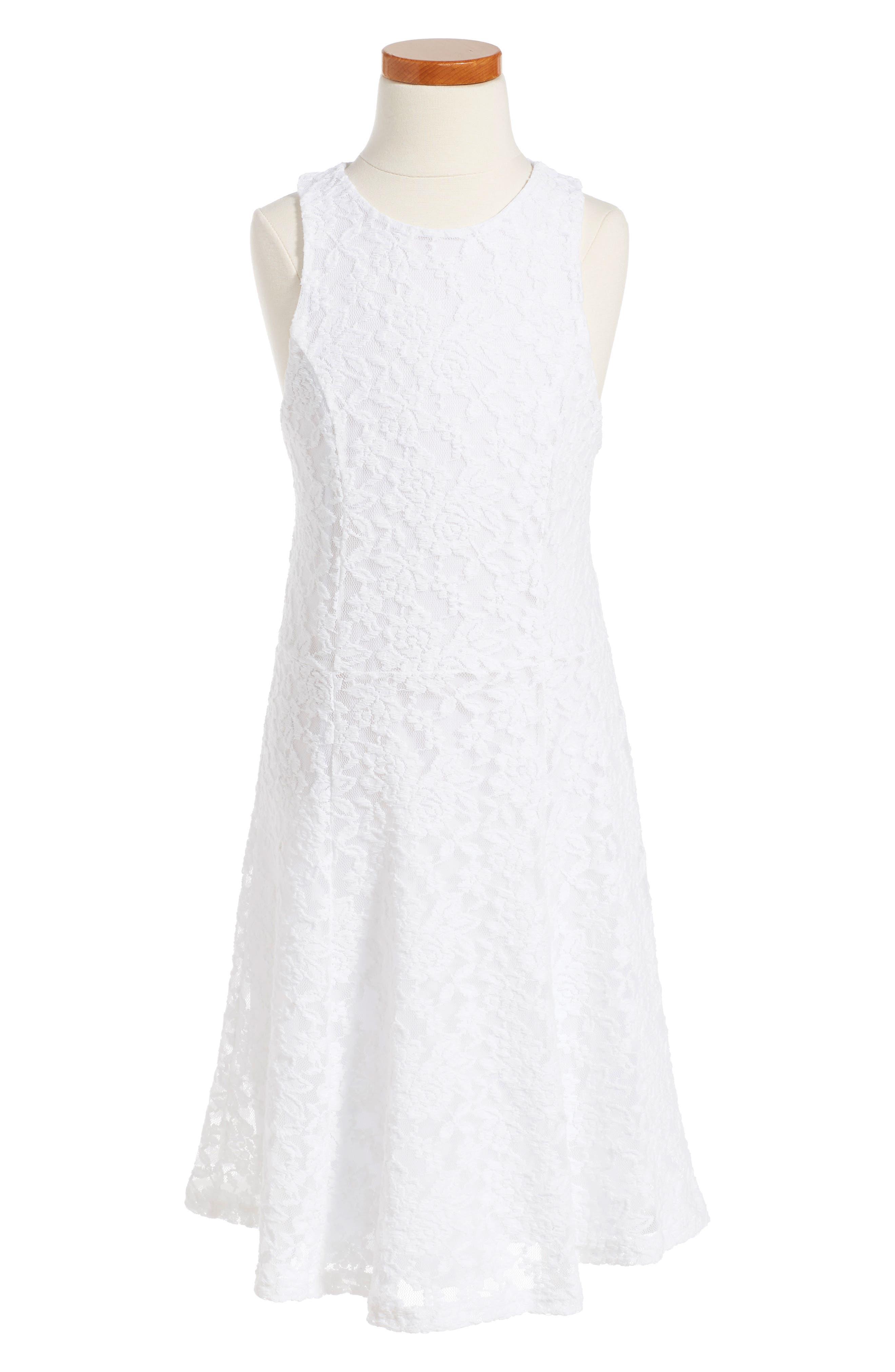 RUBY & BLOOM Lace Dress