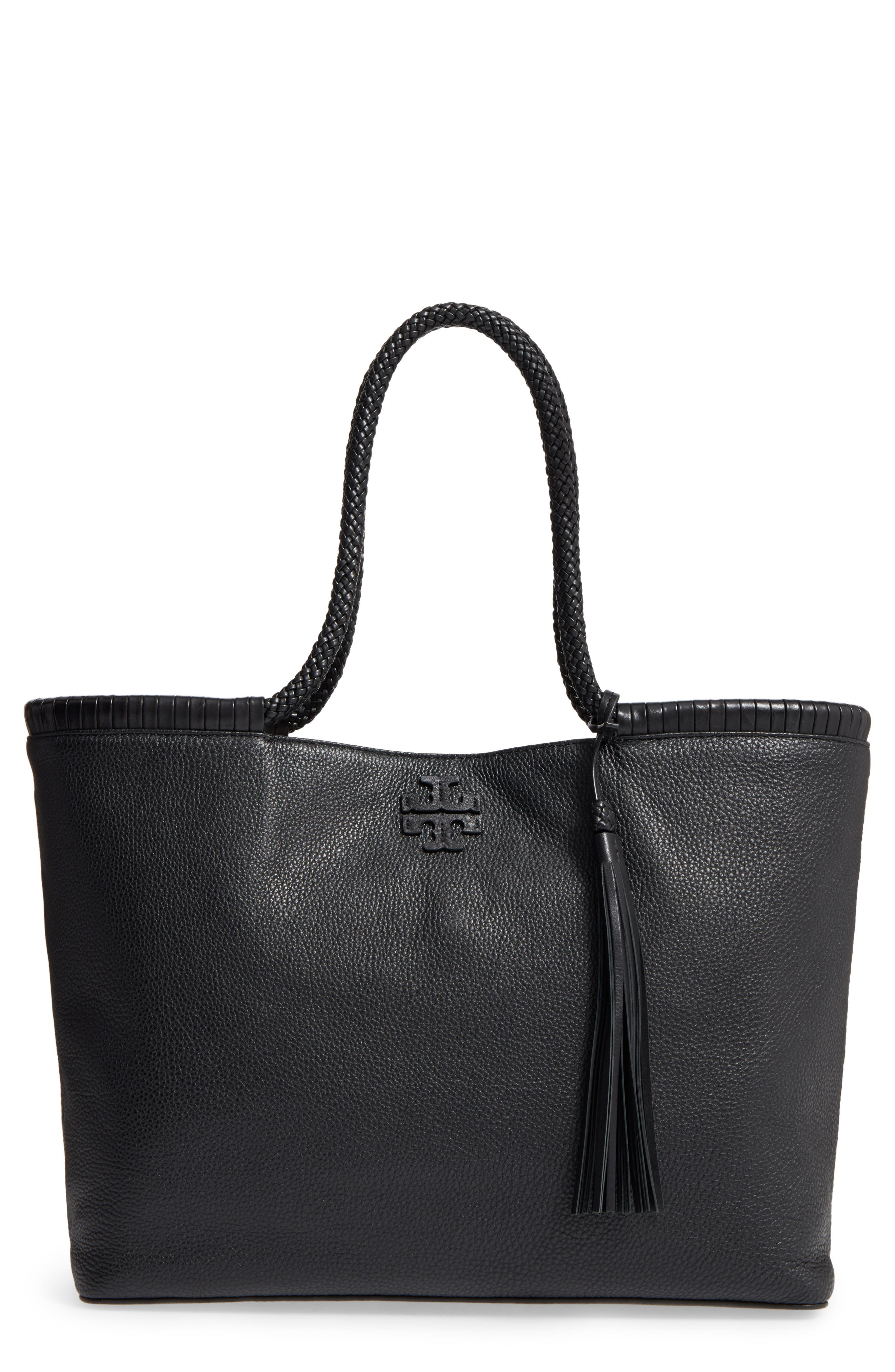 Tory Burch Taylor Leather Tote