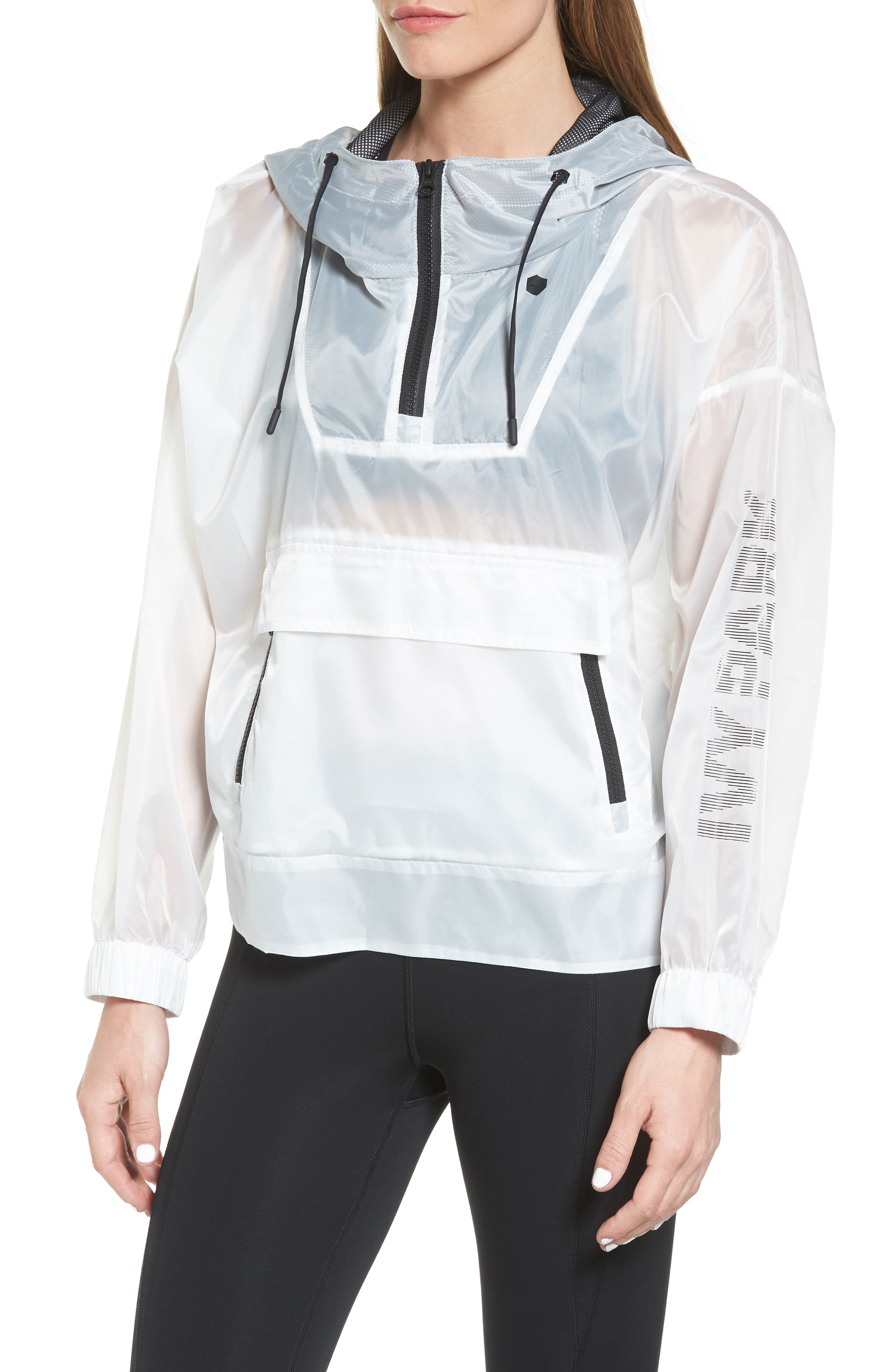 IVY PARK® Translucent Windbreaker