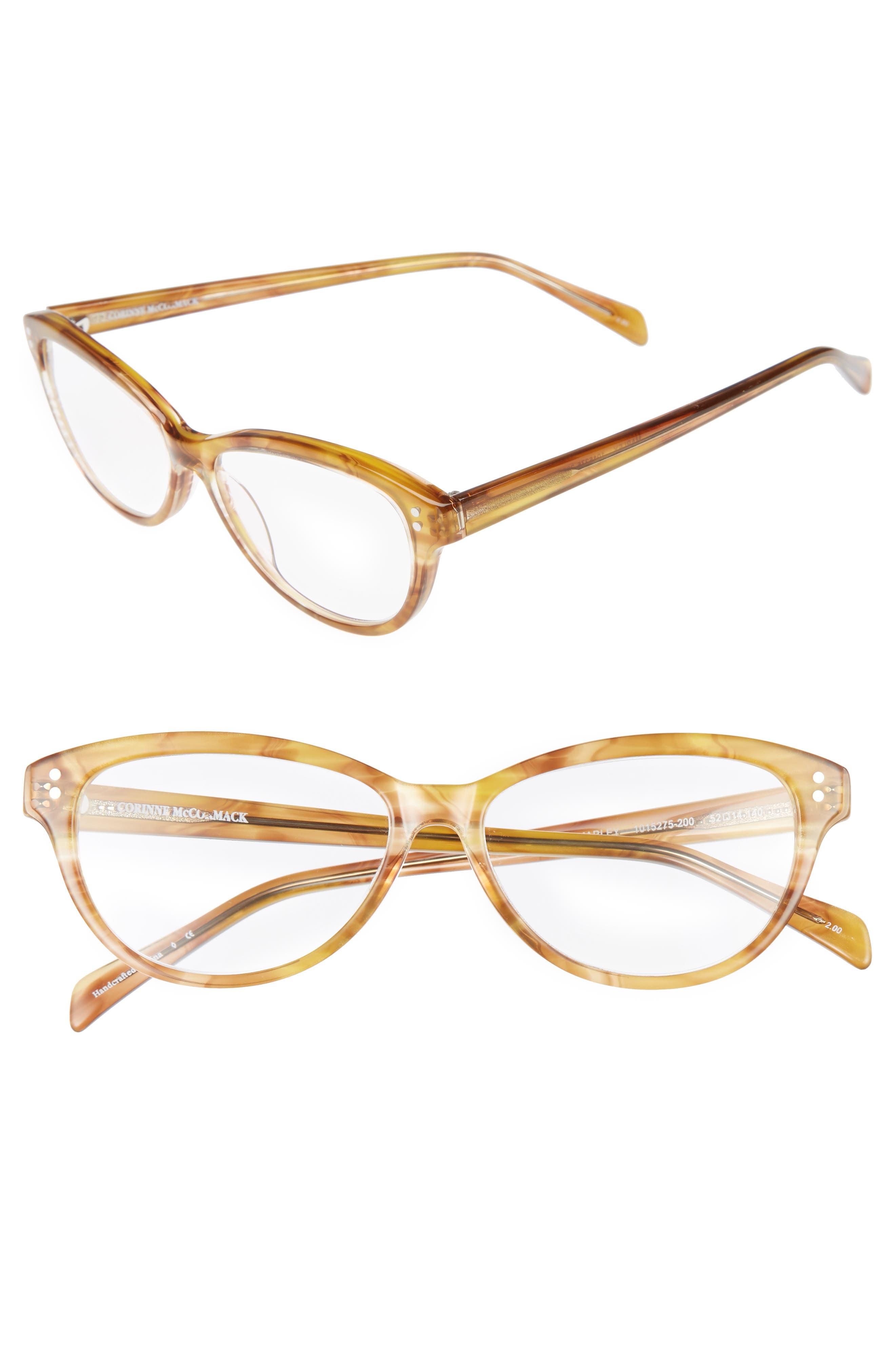 Main Image - Corinne McCormack Marley 52mm Reading Glasses