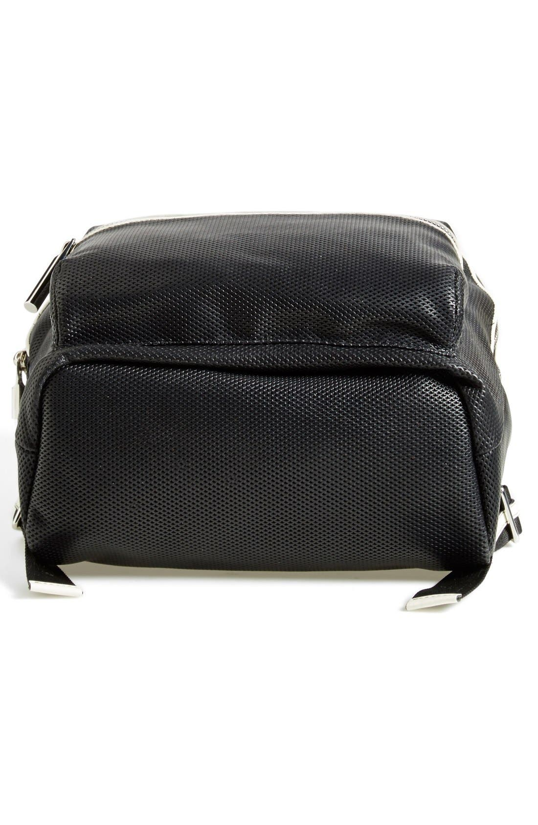 Alternate Image 6  - Elizabeth and James 'Cynnie' Perforated Leather Backpack