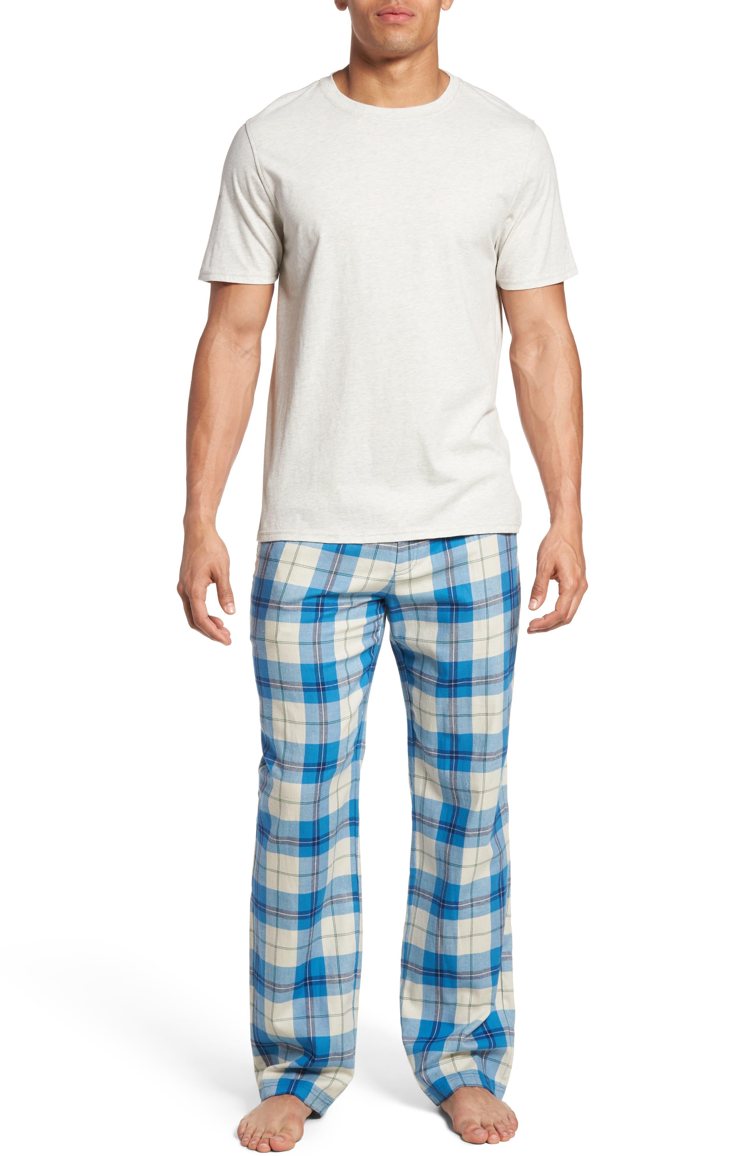 UGG® Grant Cotton Pajama Set