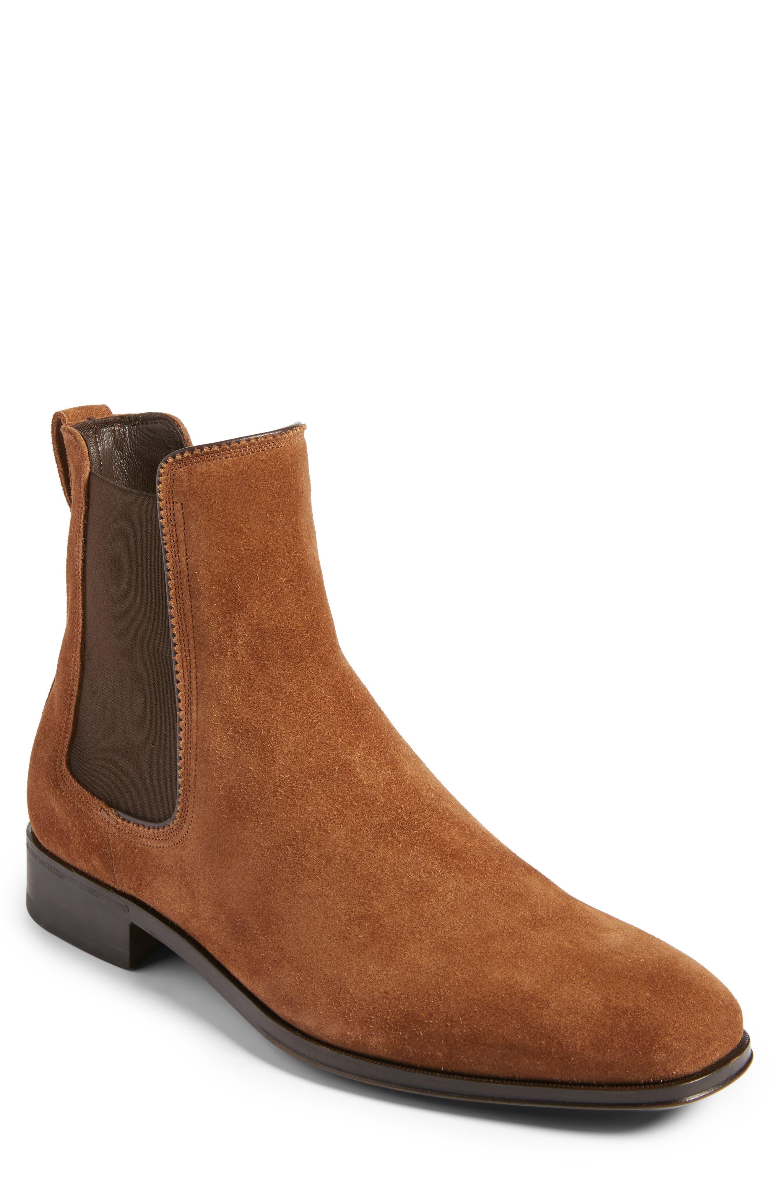 Salvatore Ferragamo Darien Chelsea Boot (Men)