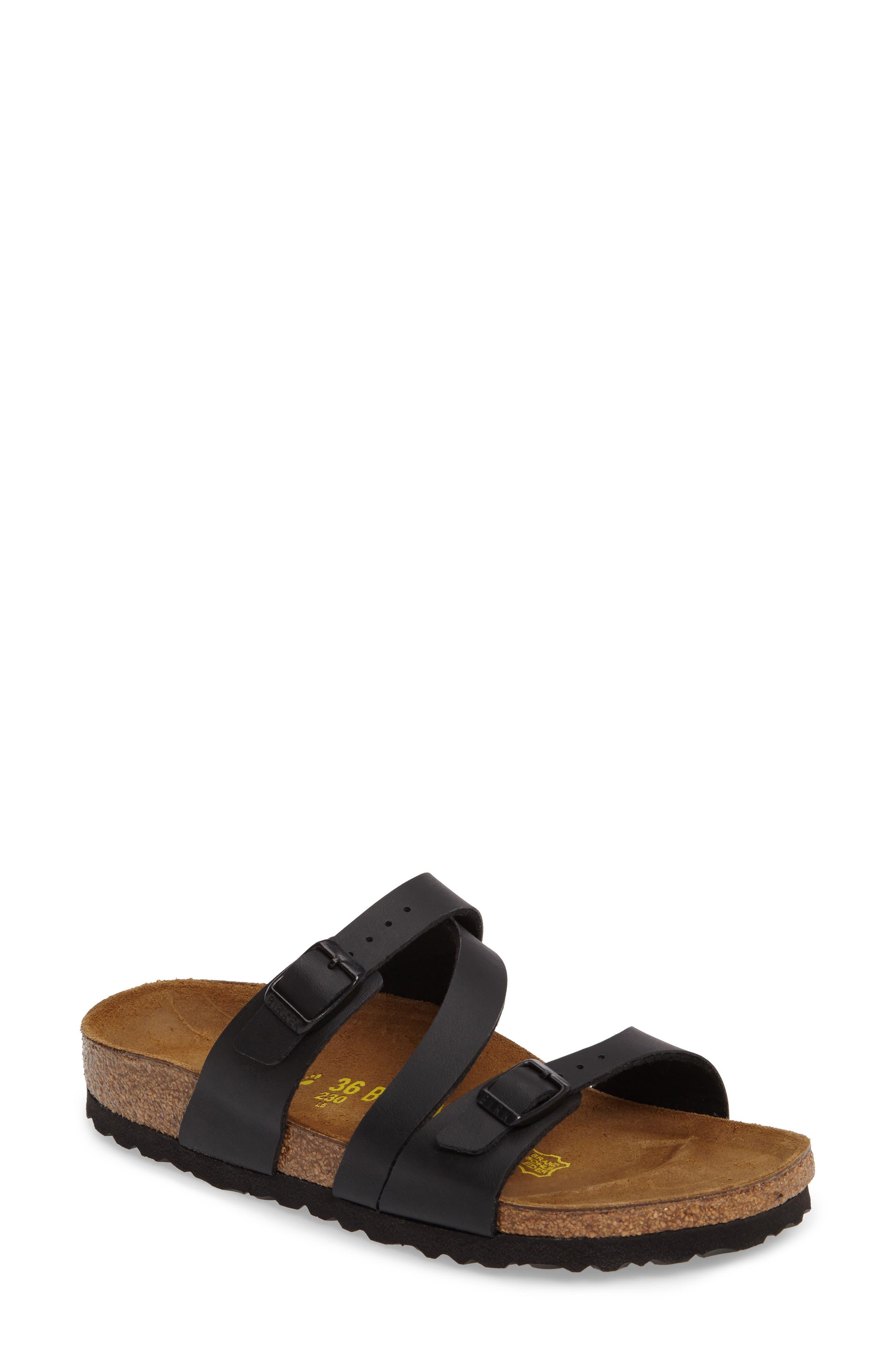 Alternate Image 1 Selected - Birkenstock Salina Slide Sandal (Women)