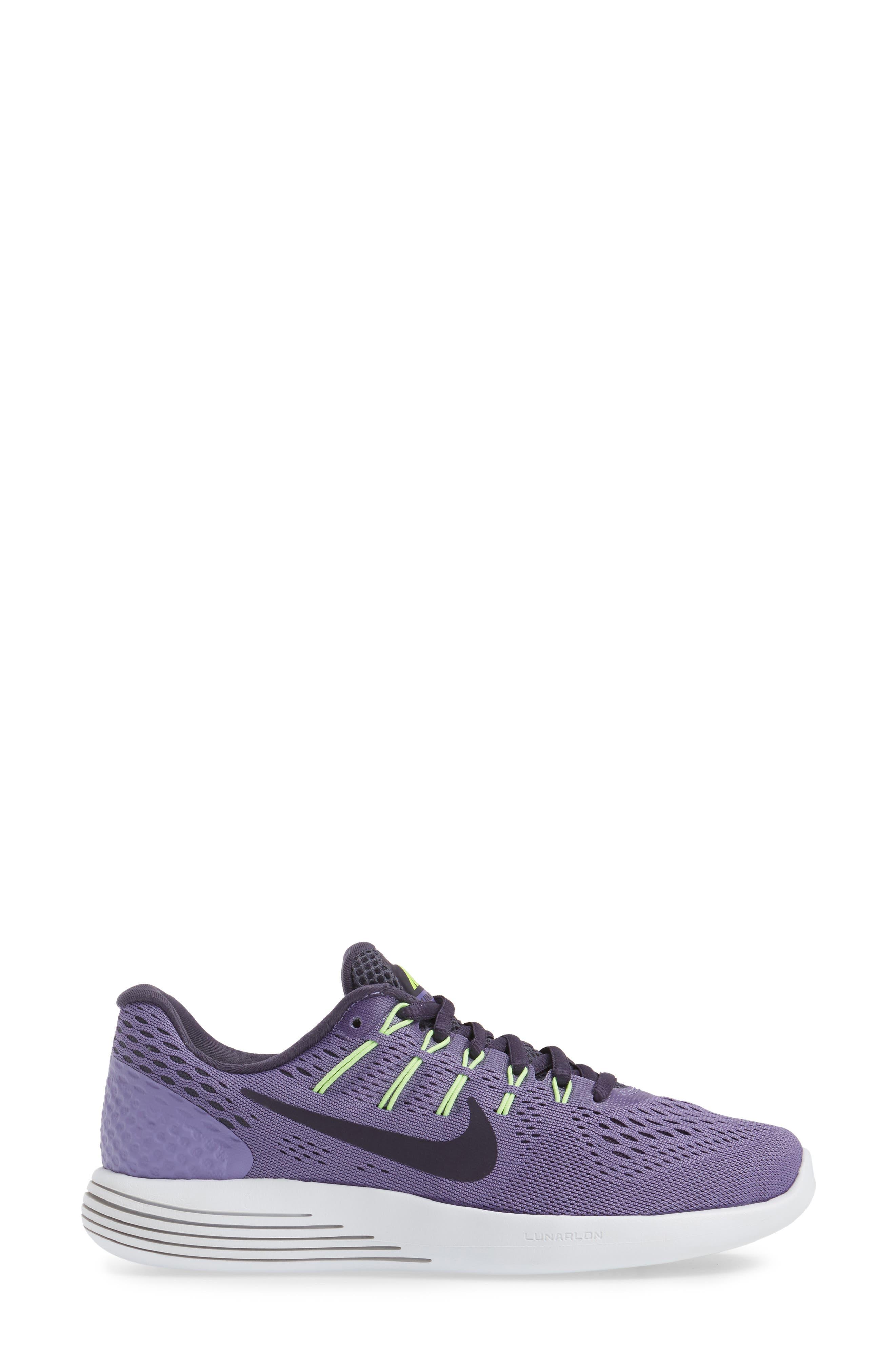 Alternate Image 3  - Nike 'LunarGlide 8' Running Shoe (Women)