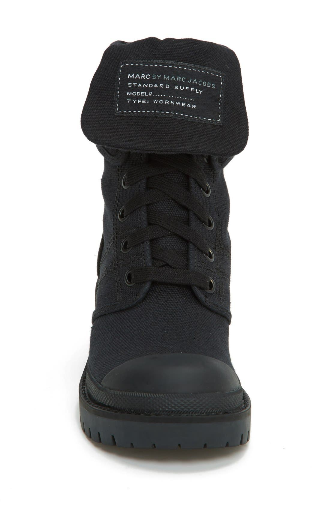 Alternate Image 3  - MARC BY MARC JACOBS Canvas Boot (Women)