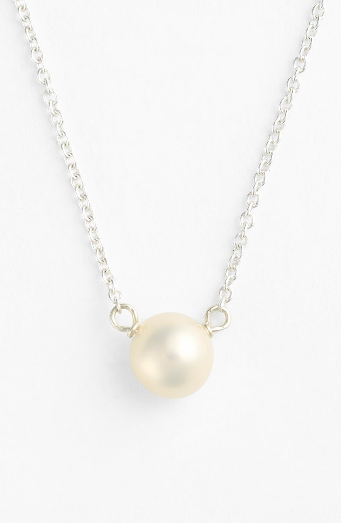 Alternate Image 4  - Dogeared 'Pearls of...' Pendant Necklace