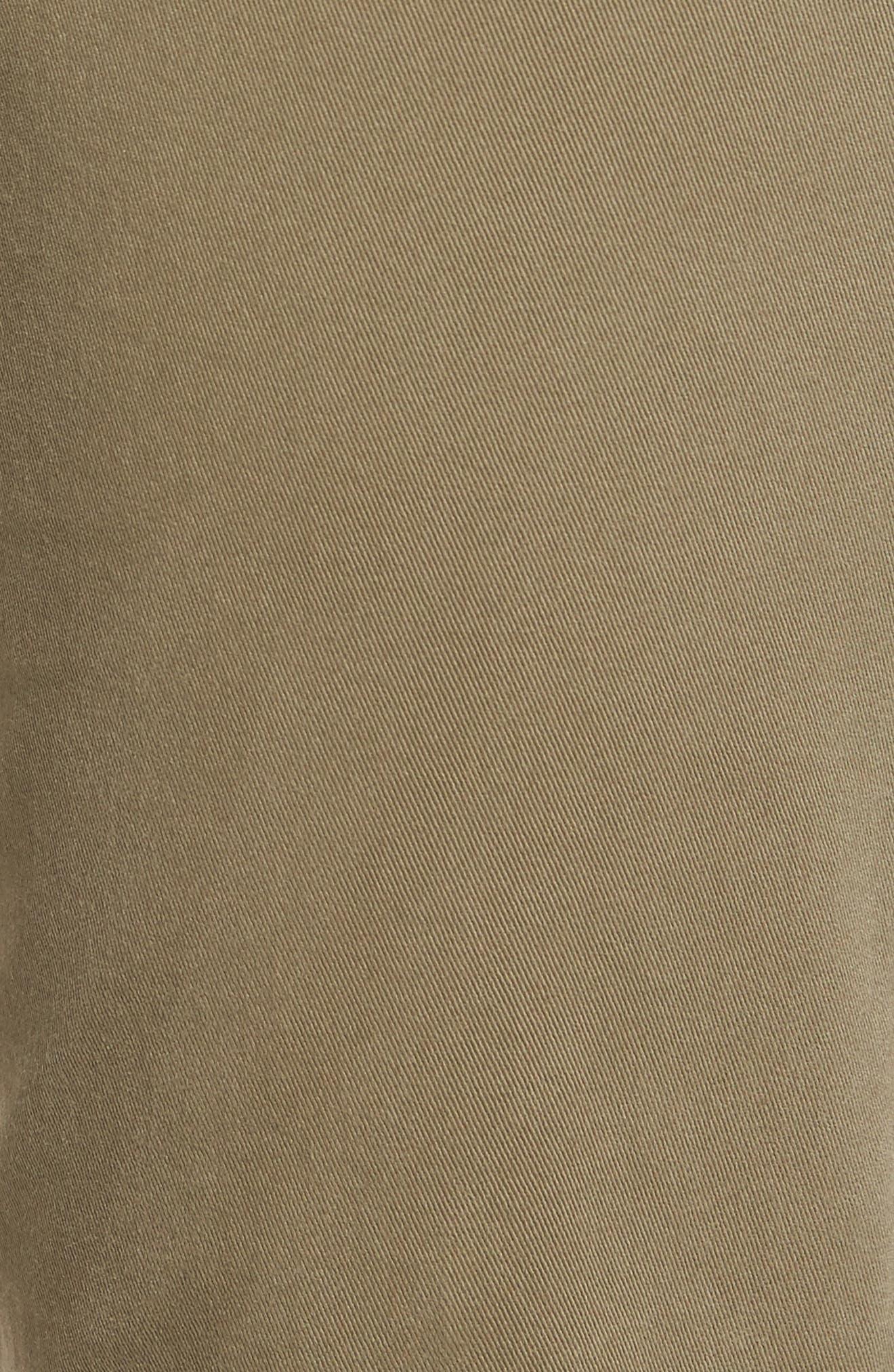 Alternate Image 5  - Mavi Jeans Emma Slim Boyfriend Stretch Twill Pants