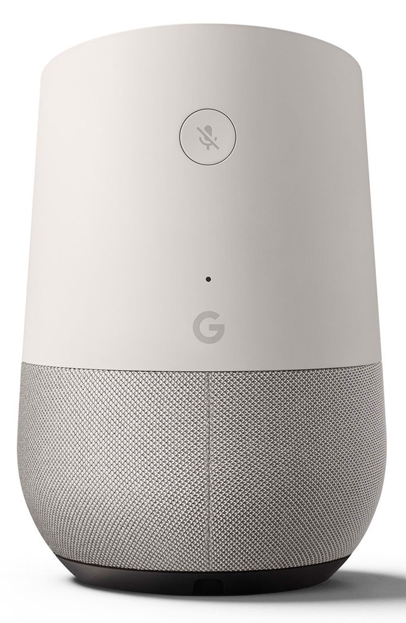 Alternate Image 2  - Google Home Voice Activated Speaker
