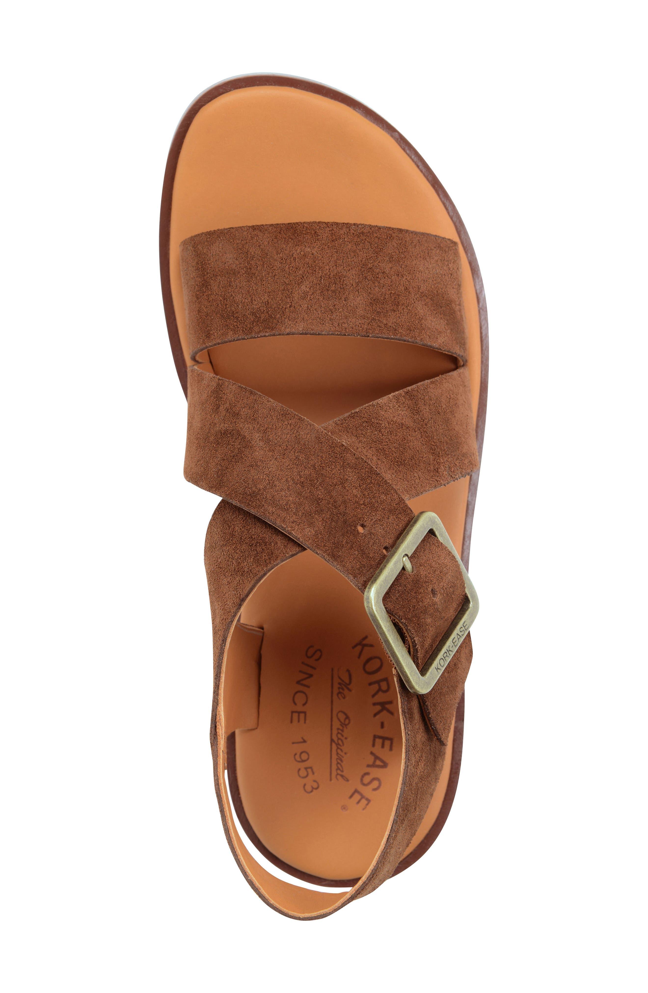 Alternate Image 3  - Kork-Ease® 'Nara' Flat Sandal (Women)