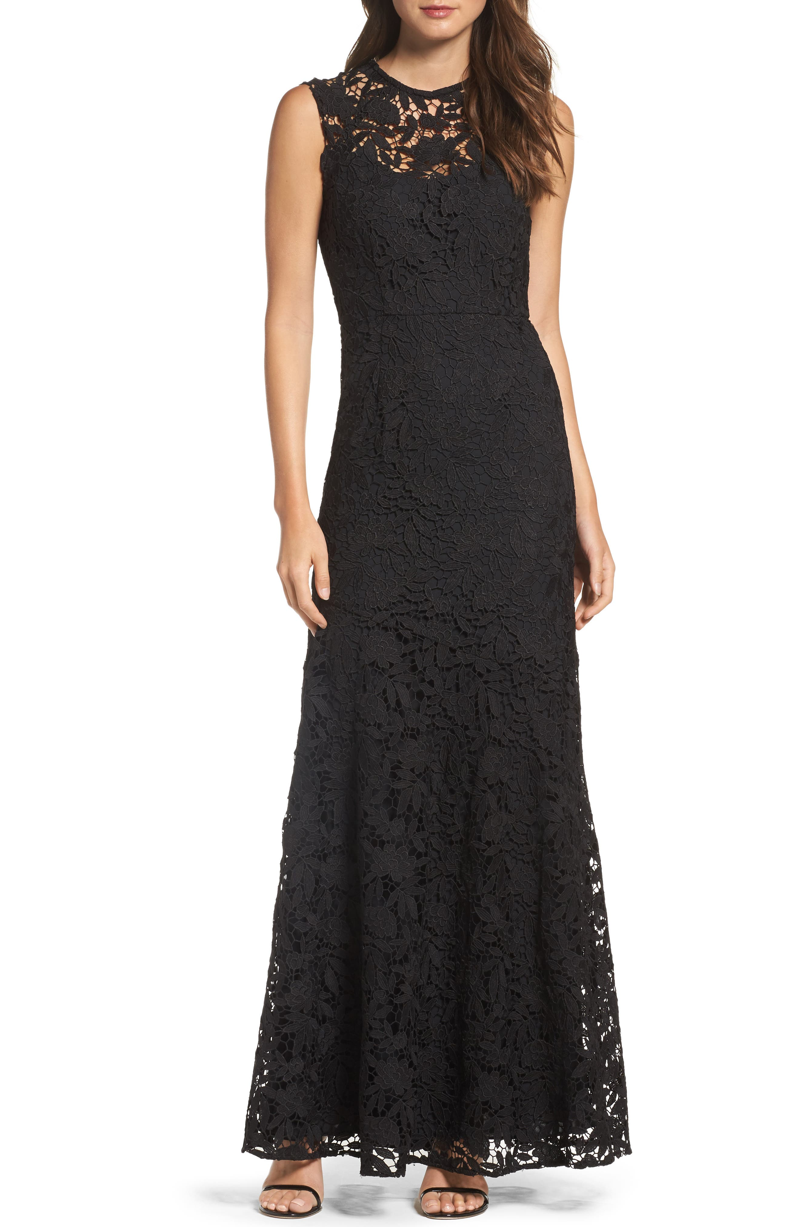 Soshanna Lace Gown
