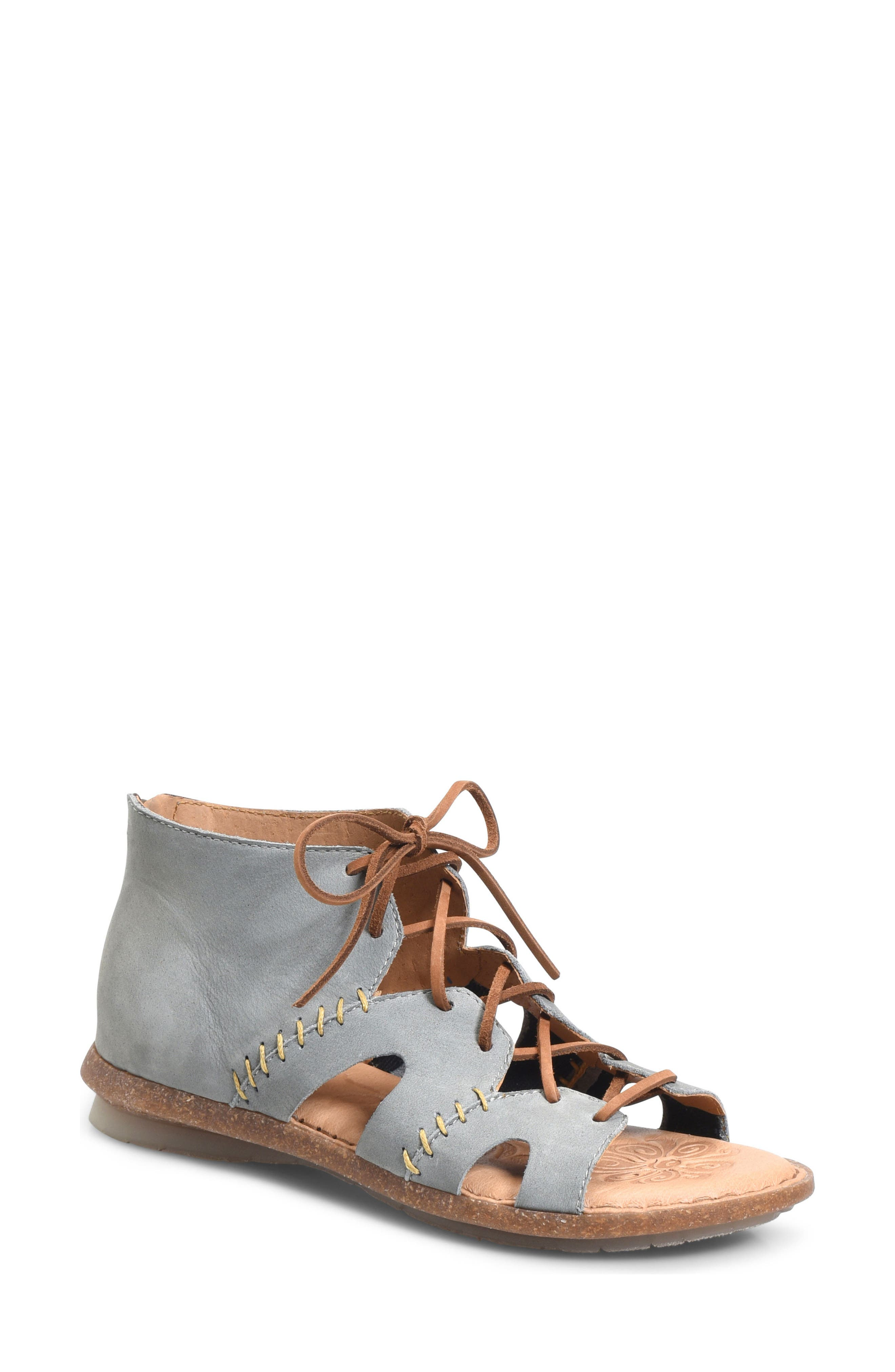 Børn Nea Lace-Up Sandal (Women)