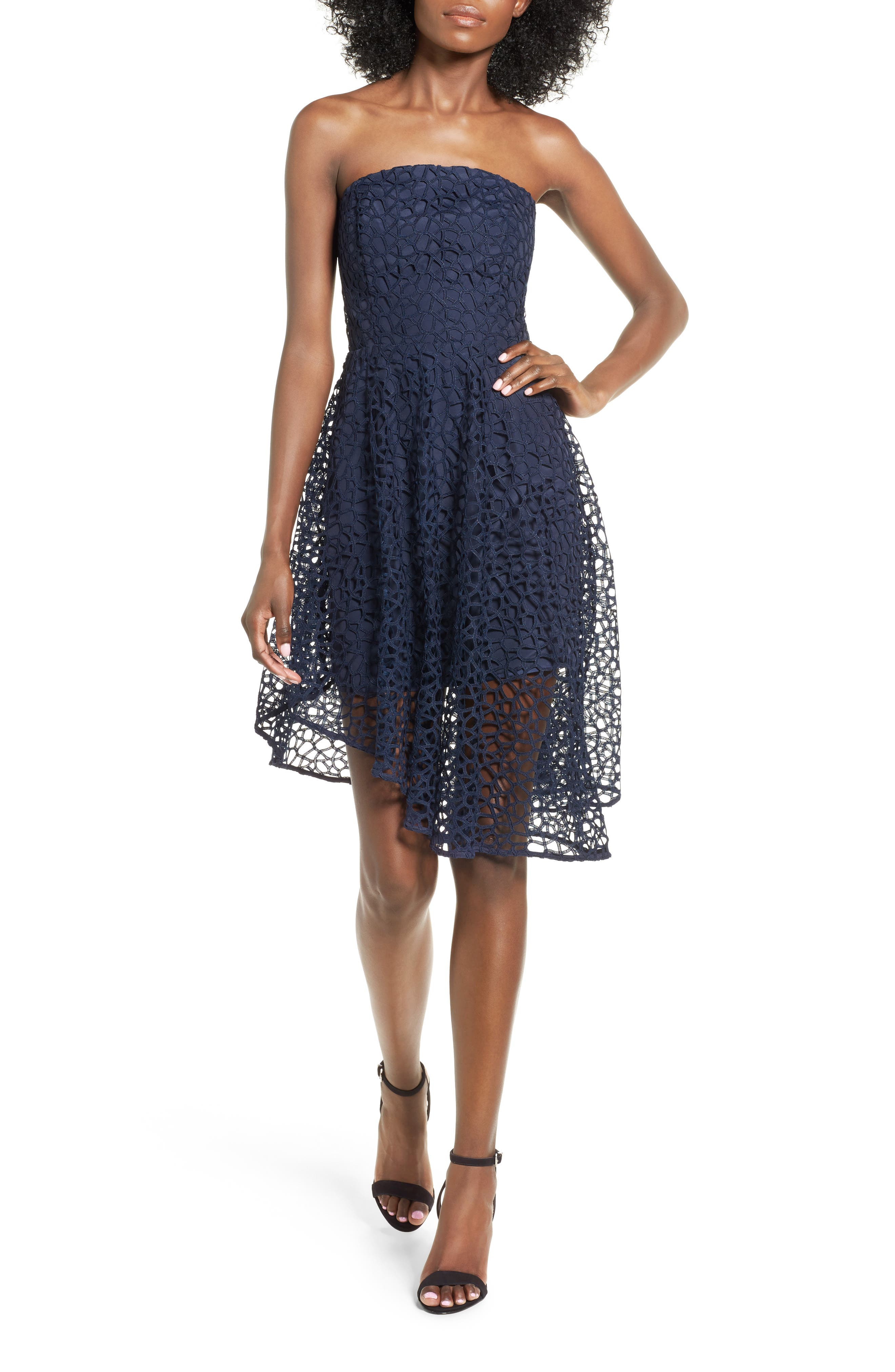 Keepsake the Label Midnight Hour Lace Dress