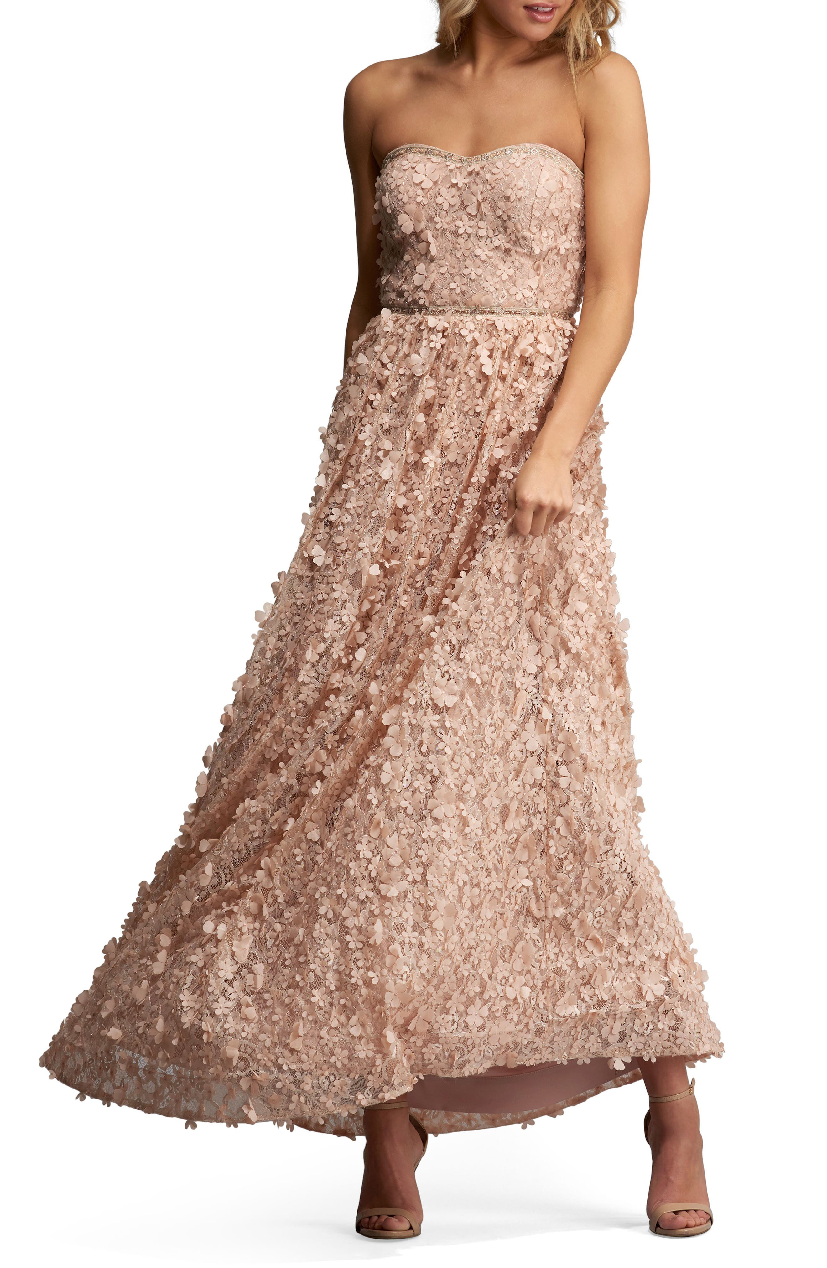 ECI Embellished Gown