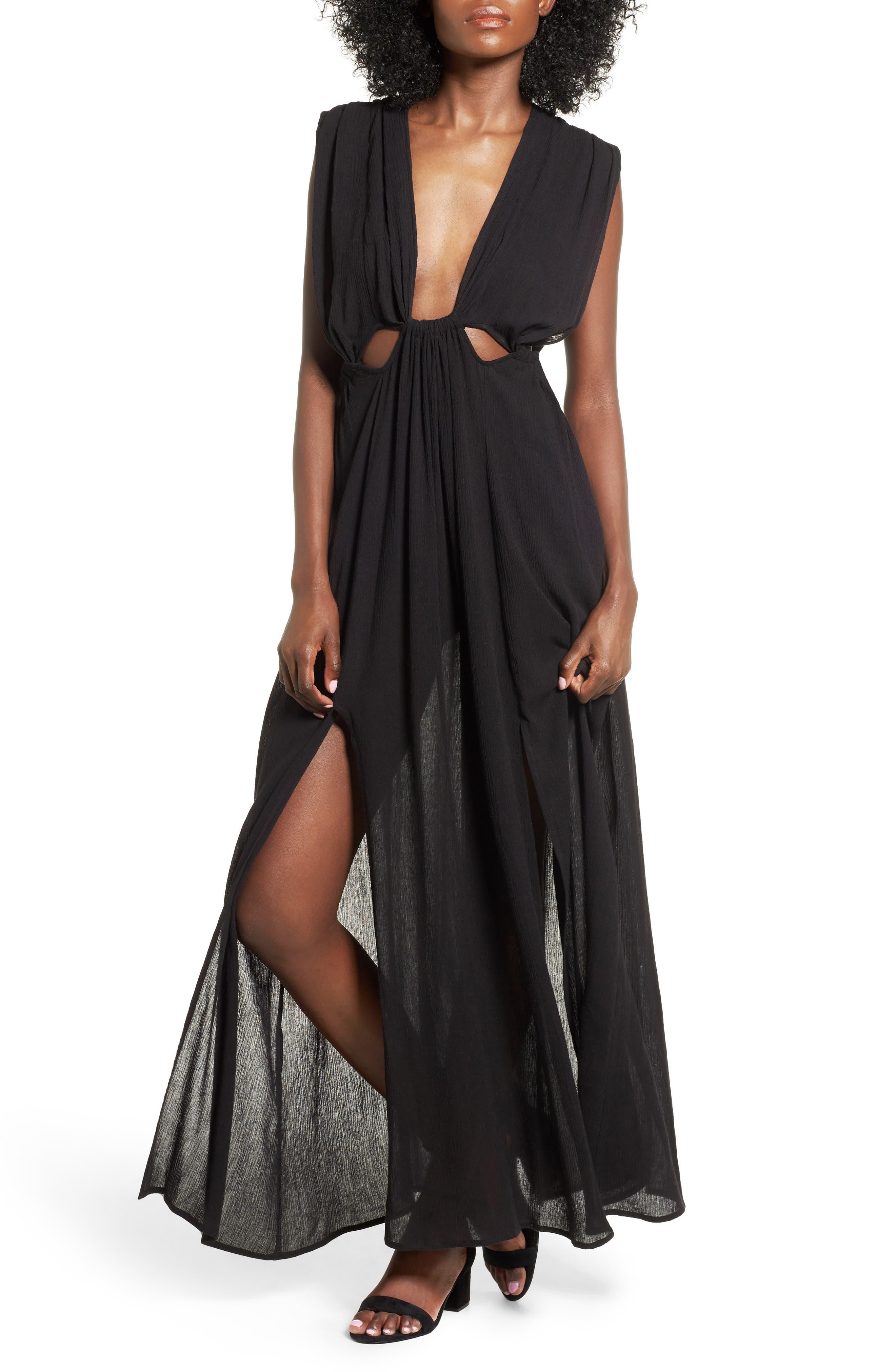 ASTR the Label Octavia Maxi Dress