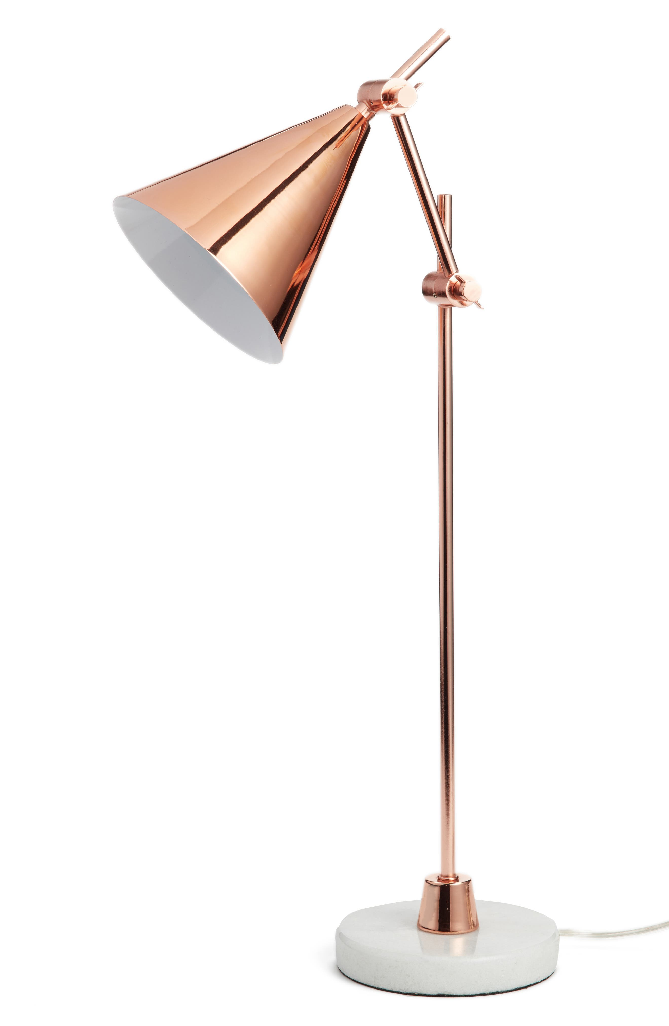 Crystal Art Gallery Coppertone Table Lamp