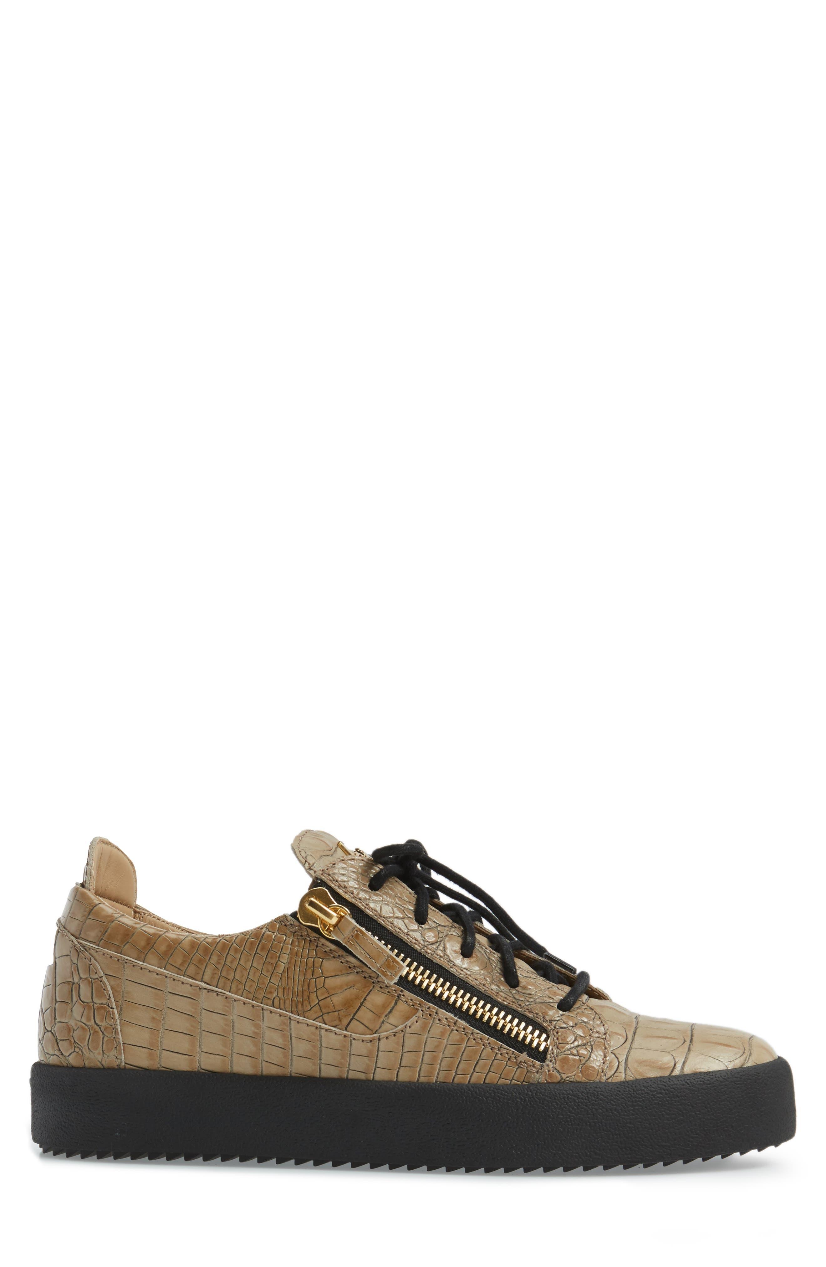 Alternate Image 3  - Giuseppe Zanotti Low Top Sneaker (Men)