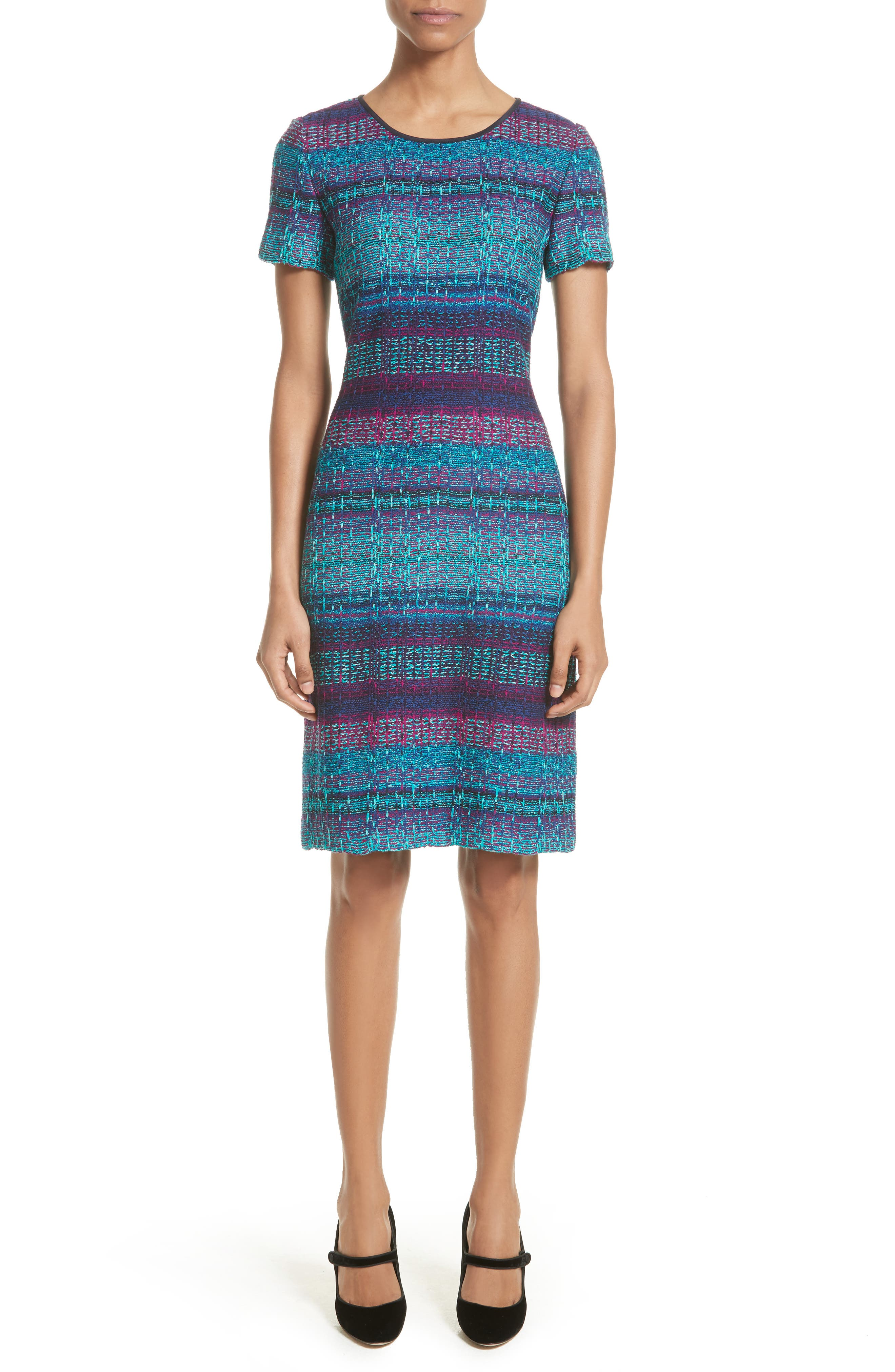 St. John Collection Ellah Knit Dress