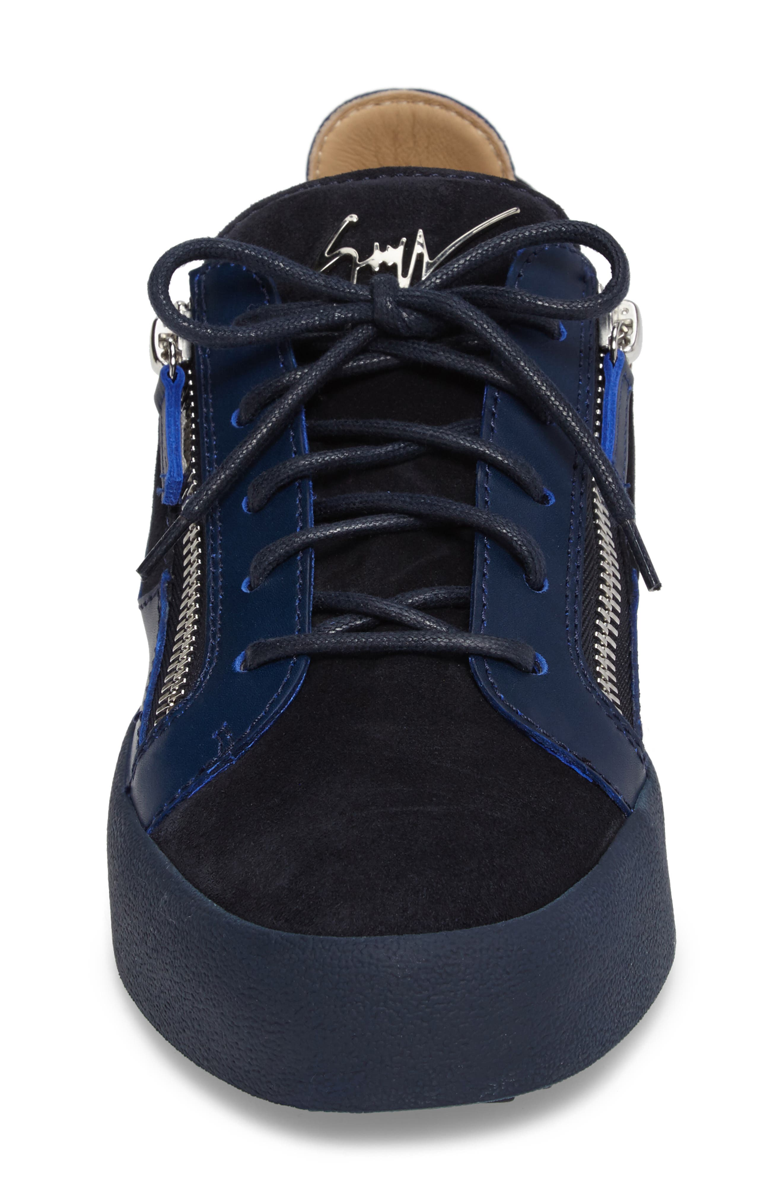 Alternate Image 4  - Giuseppe Zanotti Low Top Sneaker (Men)