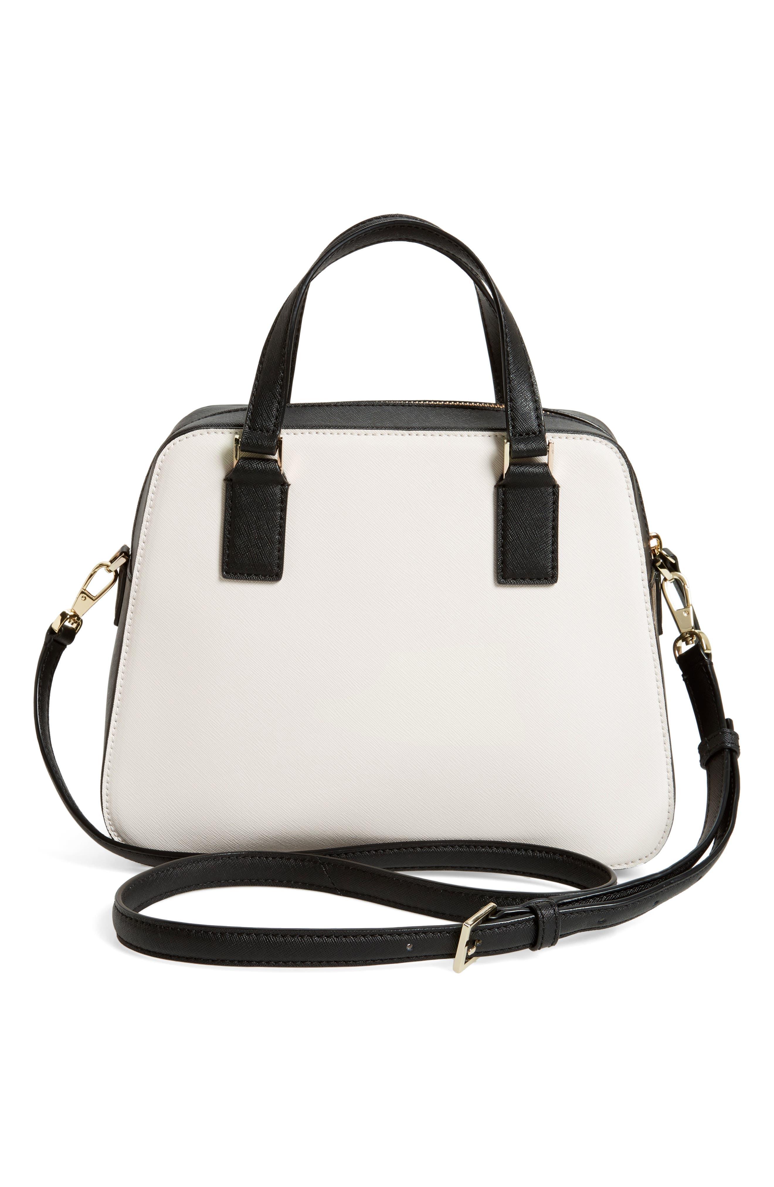 Alternate Image 2  - kate spade new york cameron street - little babe leather satchel