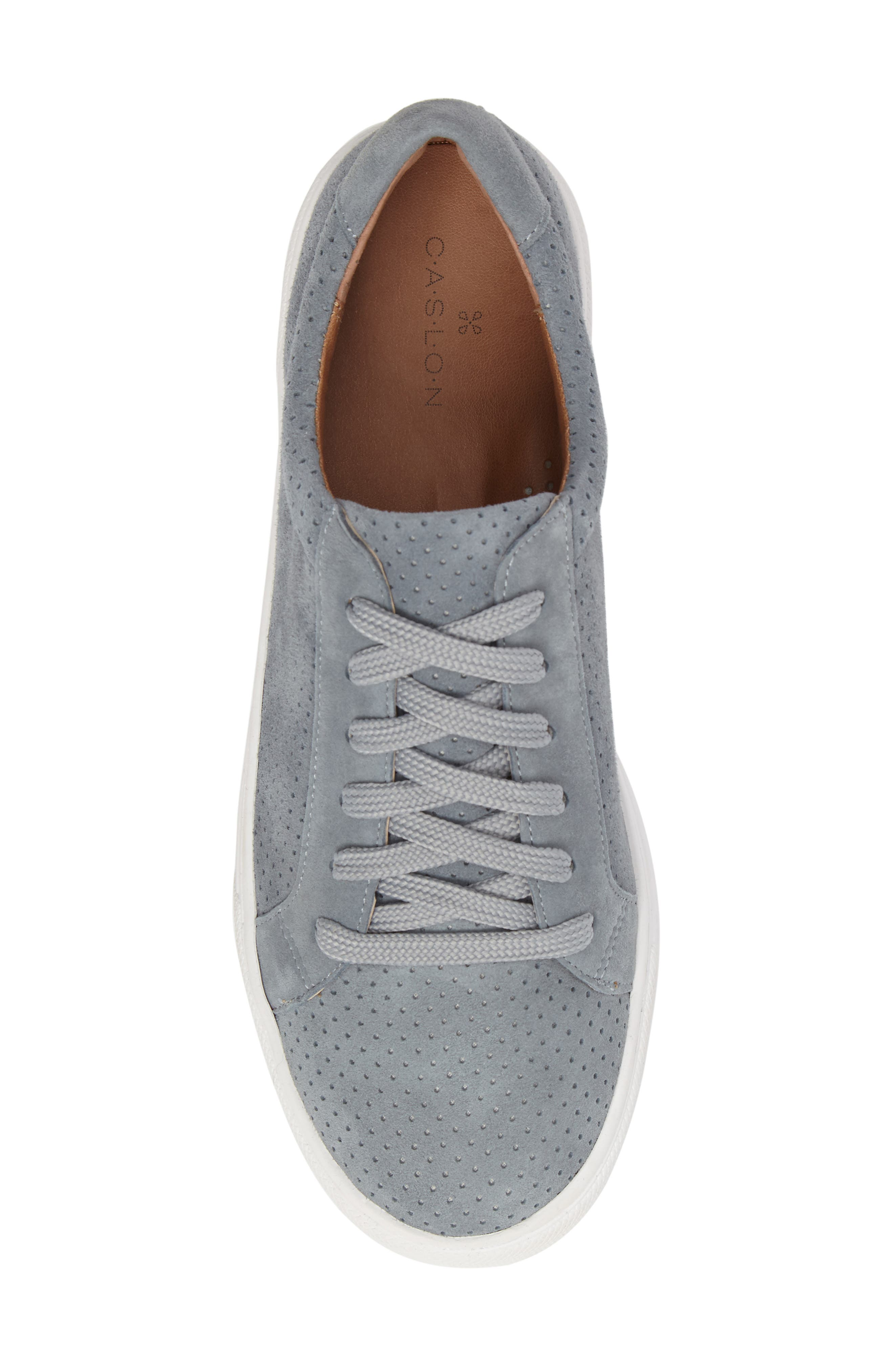 Alternate Image 5  - Caslon® Cassie Perforated Sneaker (Women)