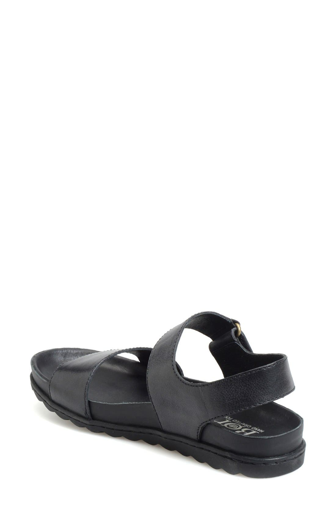 Alternate Image 2  - Børn 'Mardel' Leather Sandal (Women)