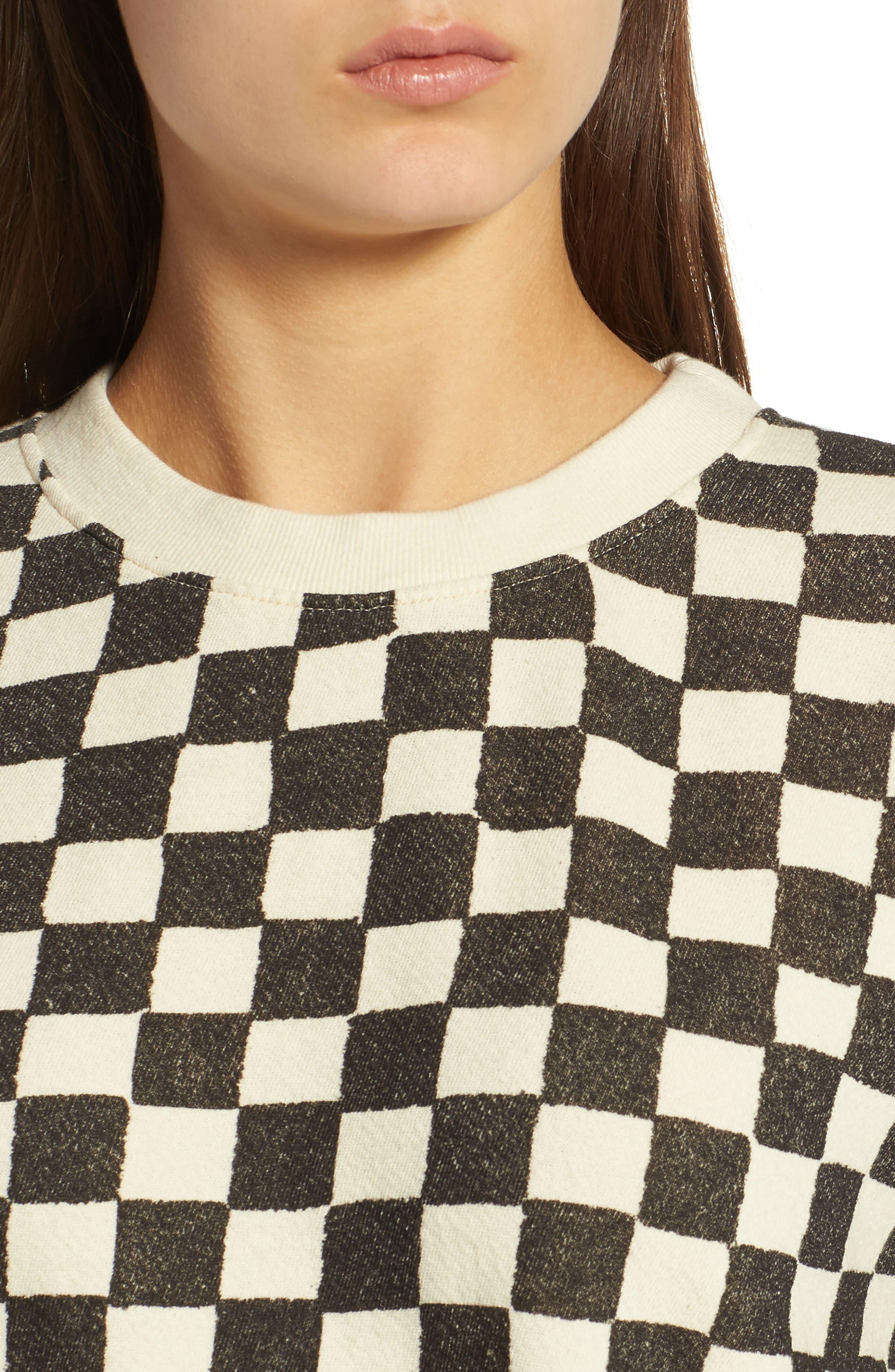 Alternate Image 4  - MOTHER The Shrunken Sweater