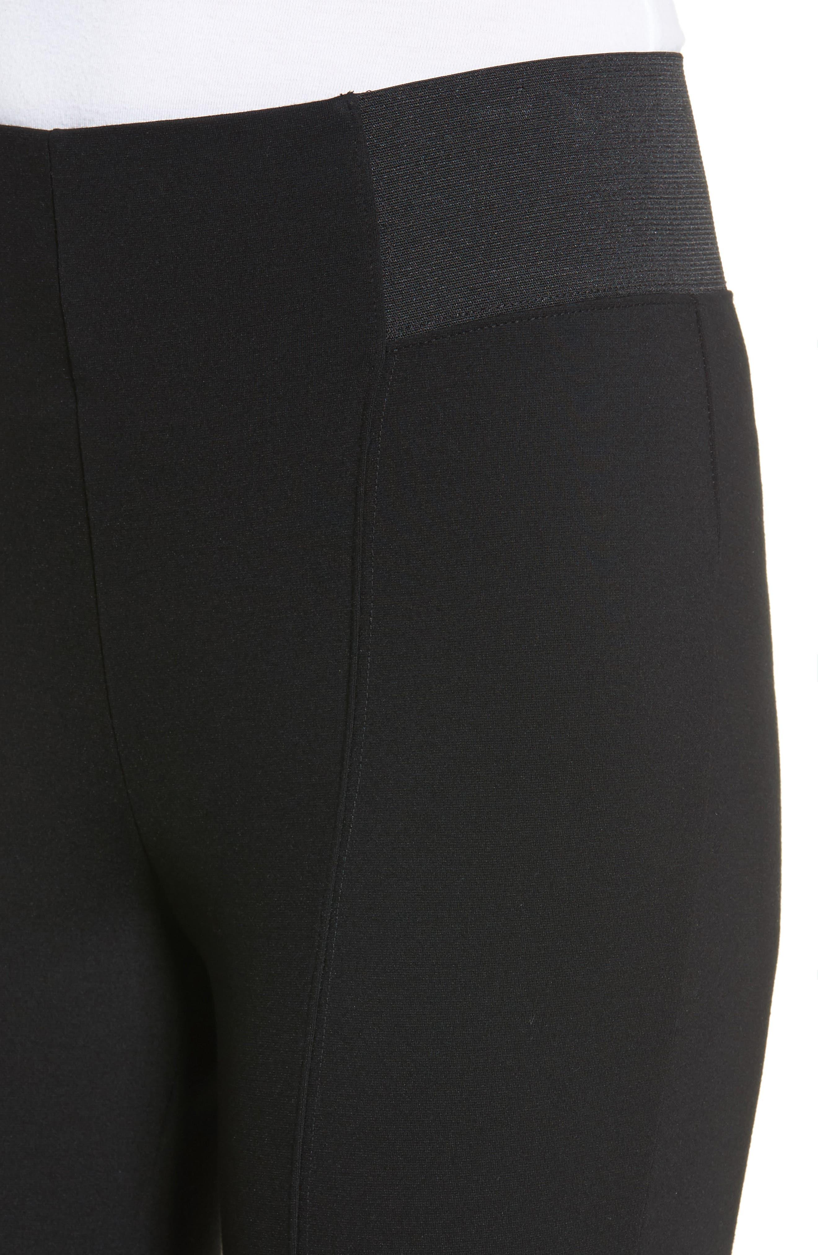 Alternate Image 4  - Halogen® Seamed Leggings (Regular & Petite)