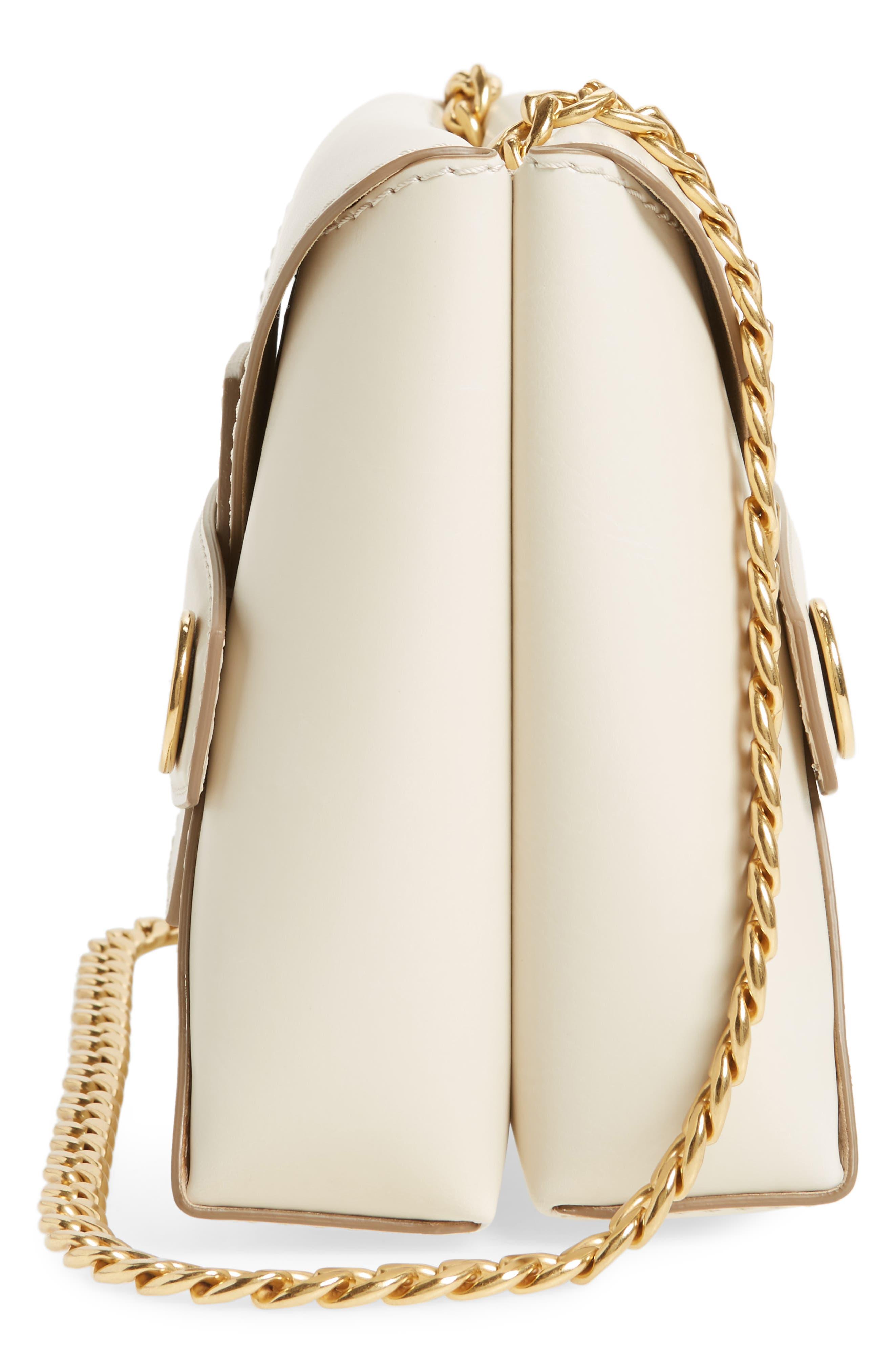 Alternate Image 5  - Stella McCartney Small Faux Leather Crossbody Bag