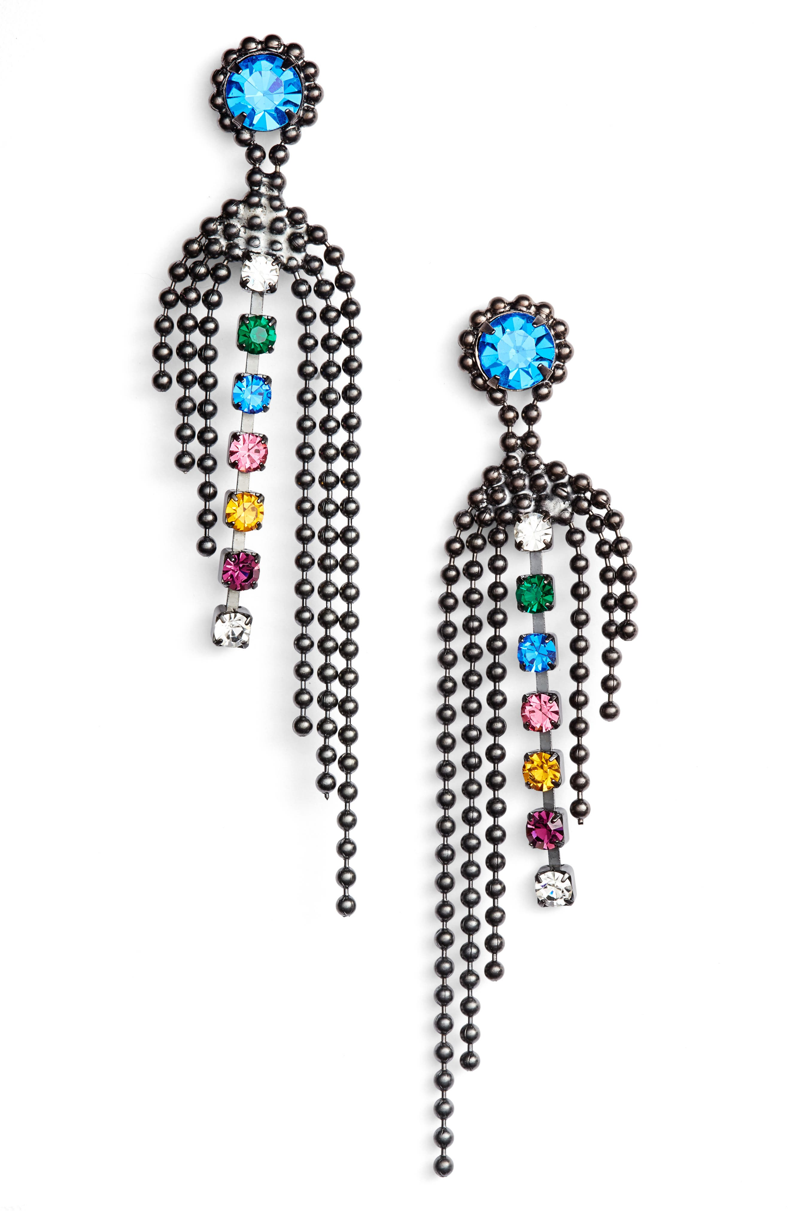 Loren Hope Glen Fringe Earrings