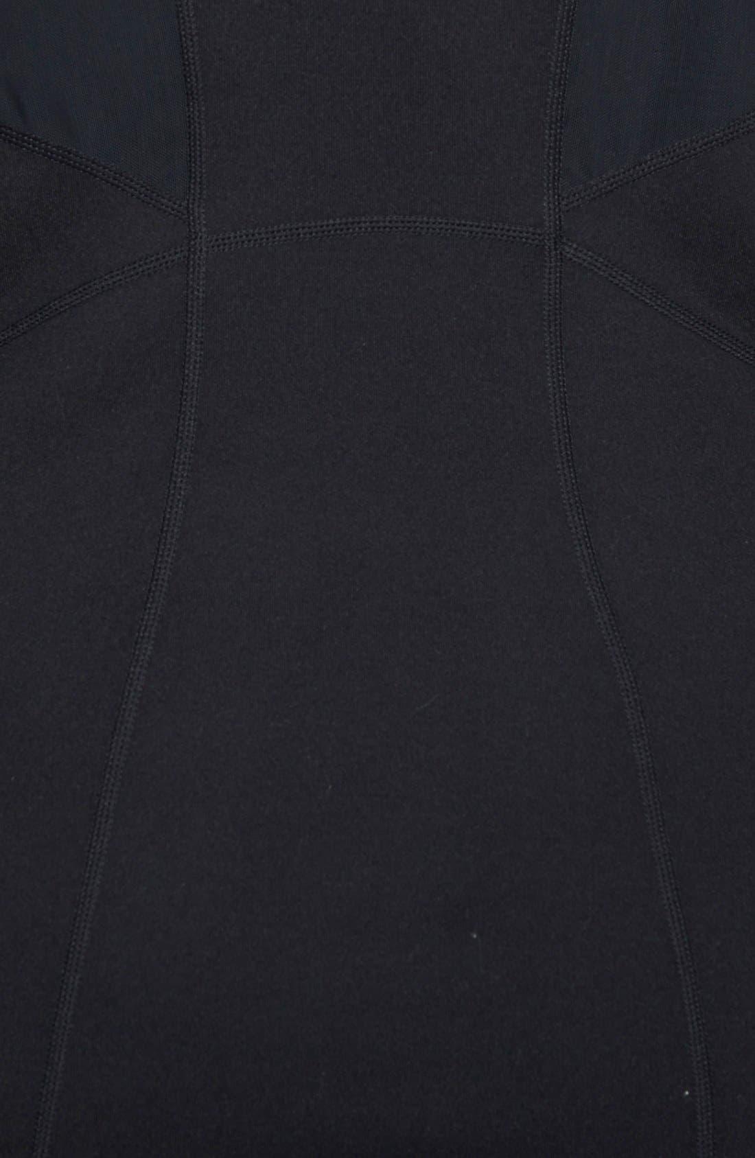 Alternate Image 3  - Zella 'Stamina' Jacket (Plus Size)