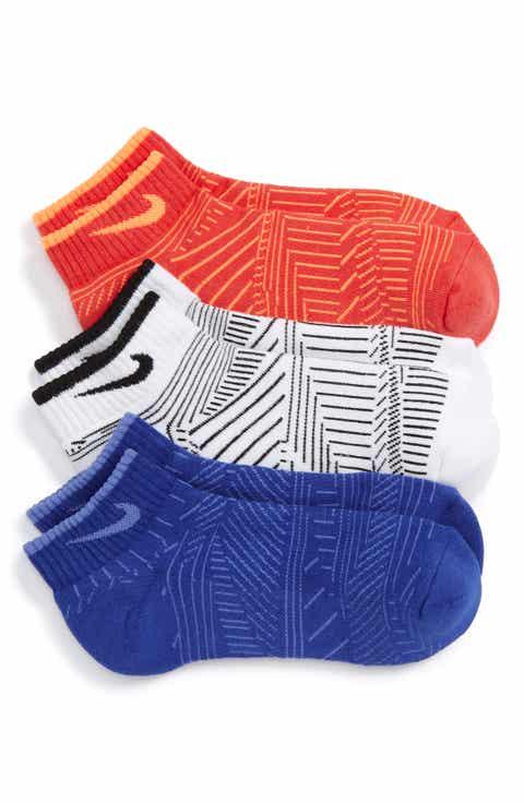 Nike 3-Pack Low Cut Socks (Walker, Toddler, Little Kid   Big Kid)