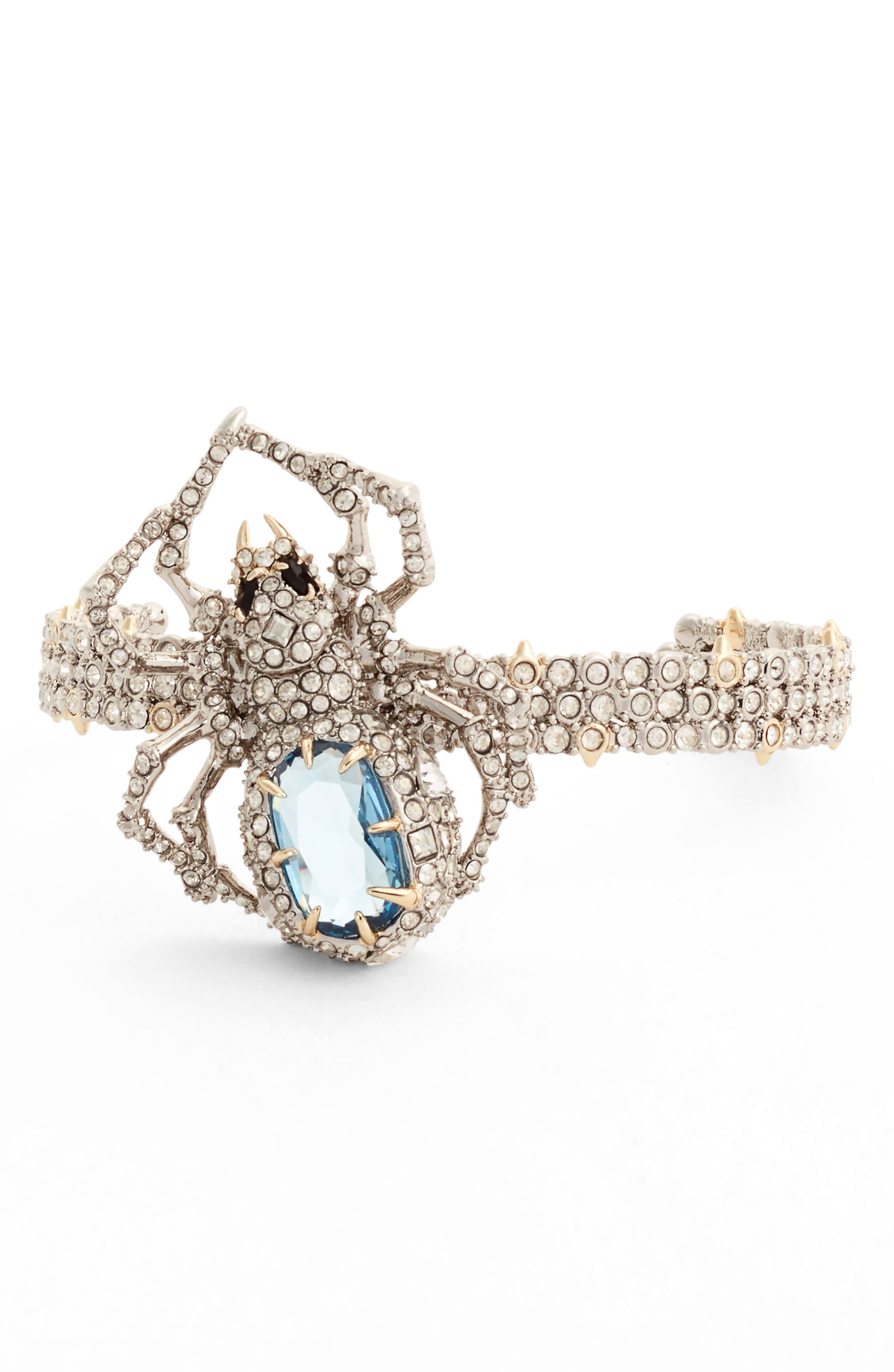 Alternate Image 1 Selected - Alexis Bittar Encrusted Spider Wrist Cuff