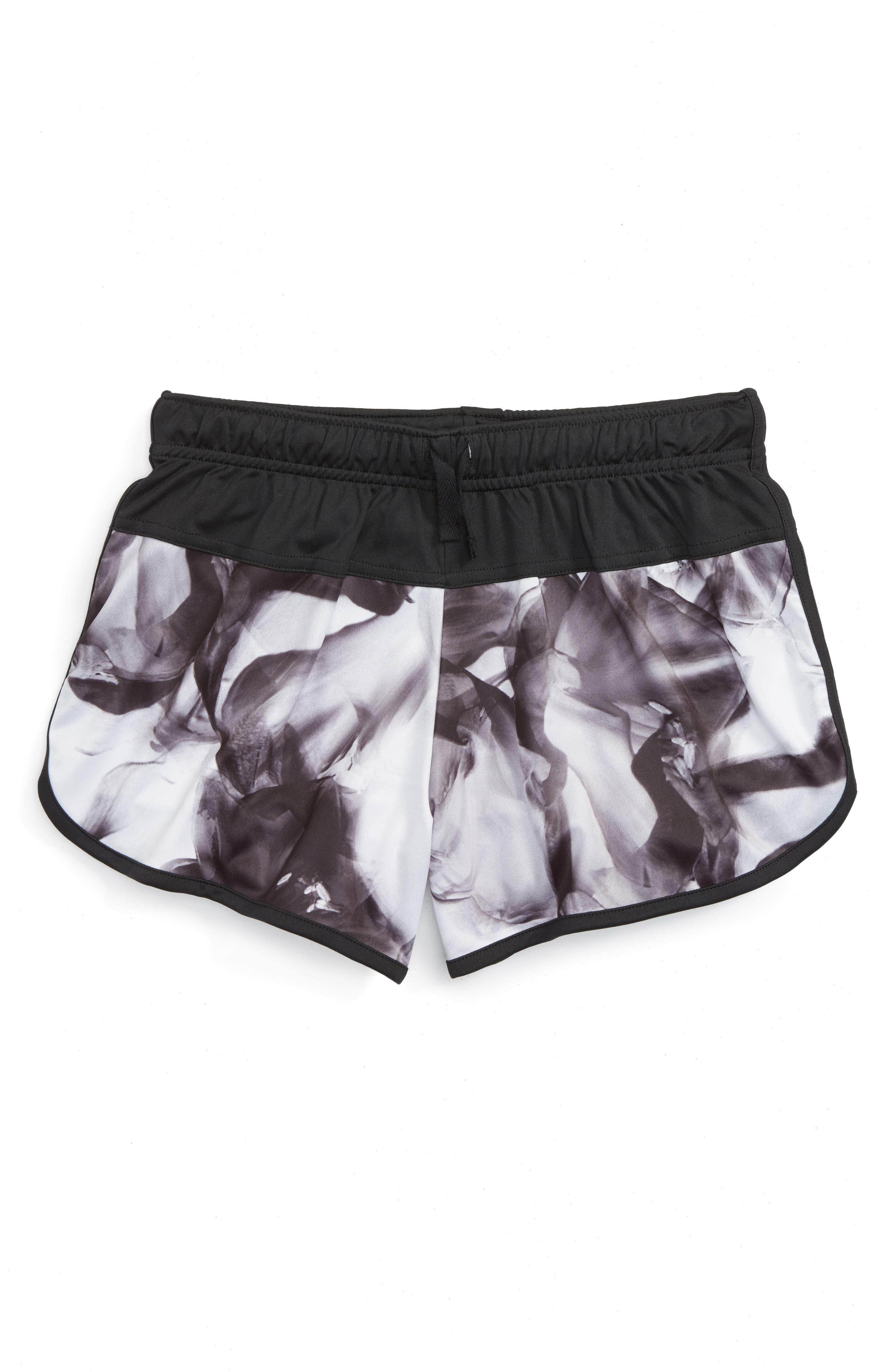 Zella Girl Print Shorts (Little Girls & Big Girls)