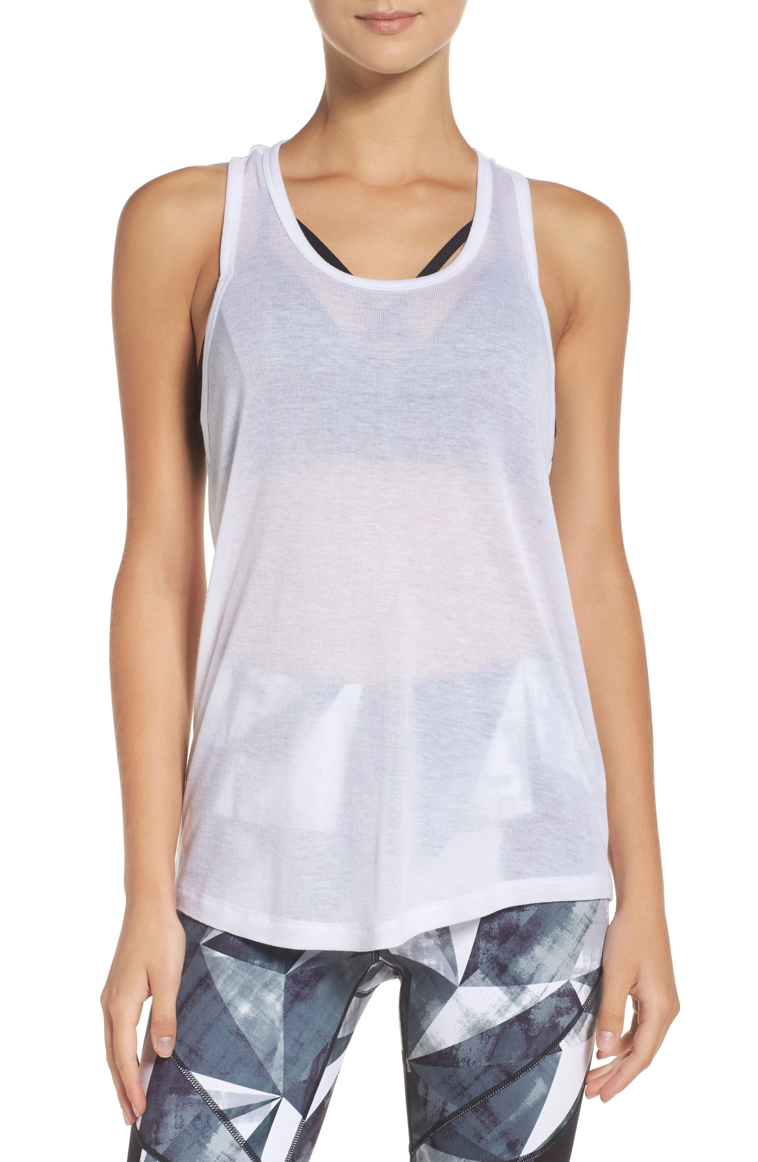 Zella Power Racerback Tank