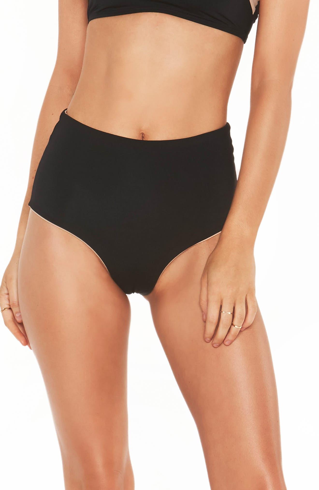 L Space Portia Convertible Bikini Bottoms