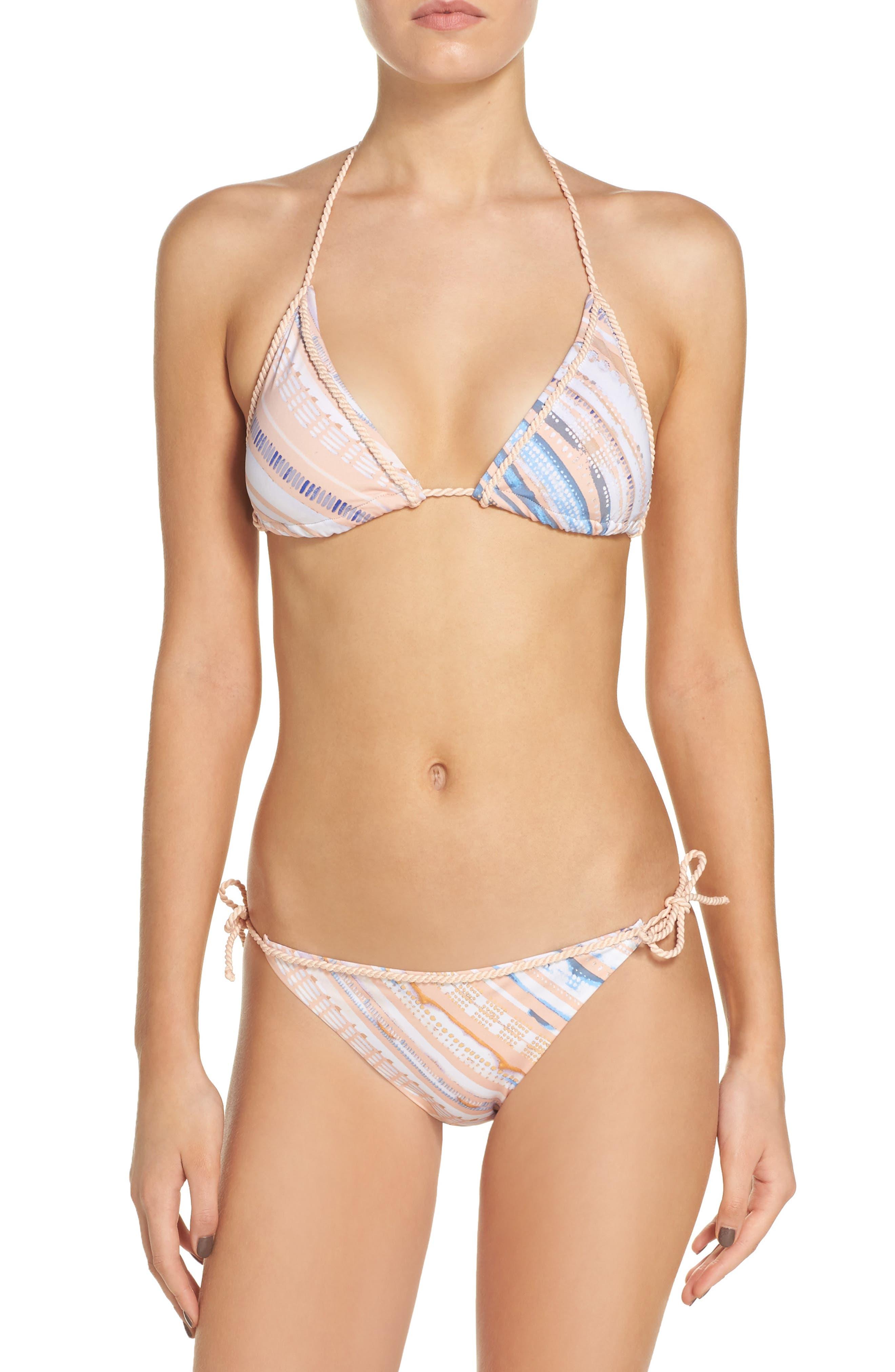 Dolce Vita Bikini Top & Bottoms