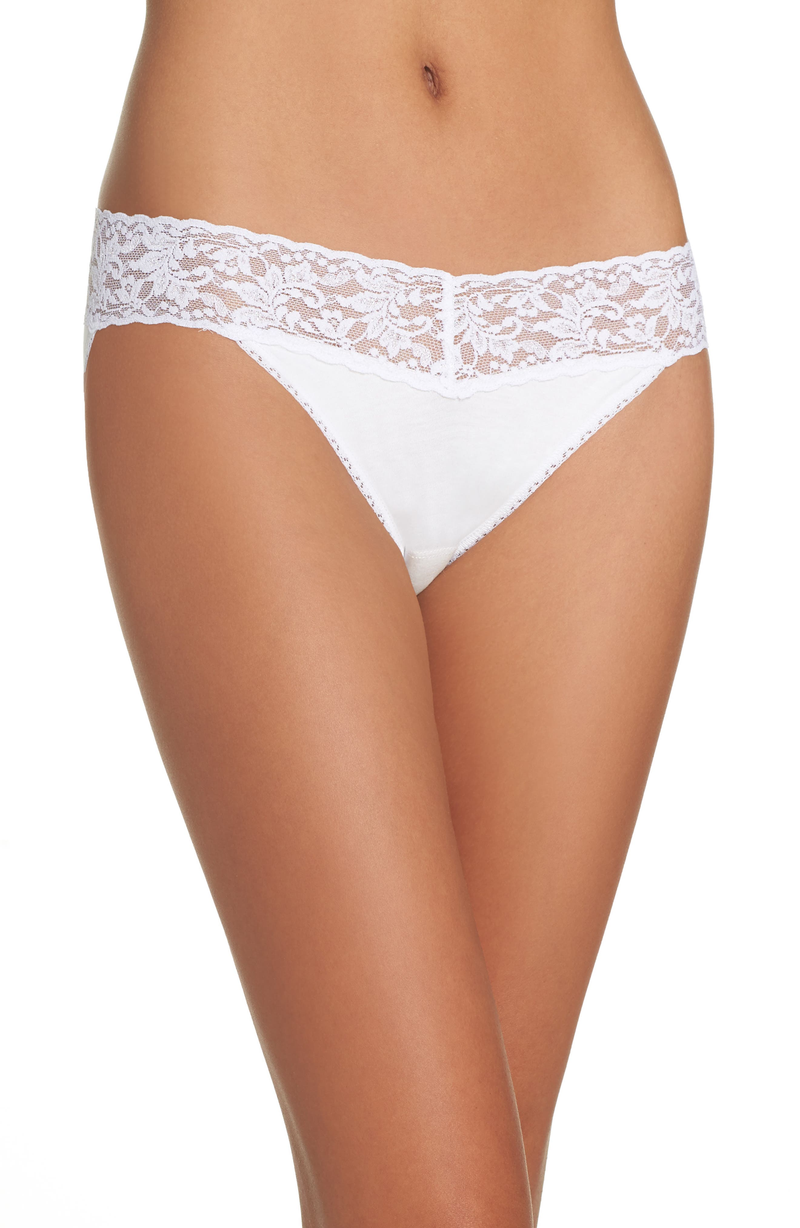 Hanky Panky Cotton & Modal Vikini Bikini